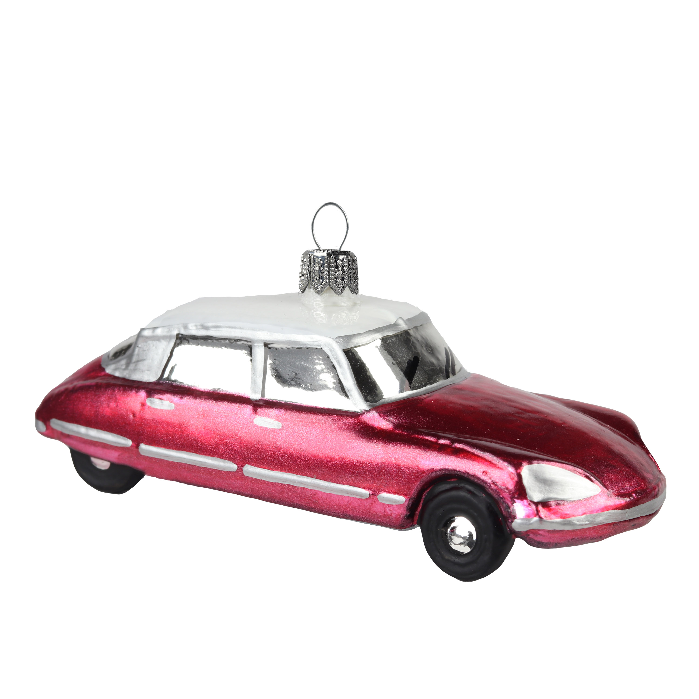 Fransk rosa bil