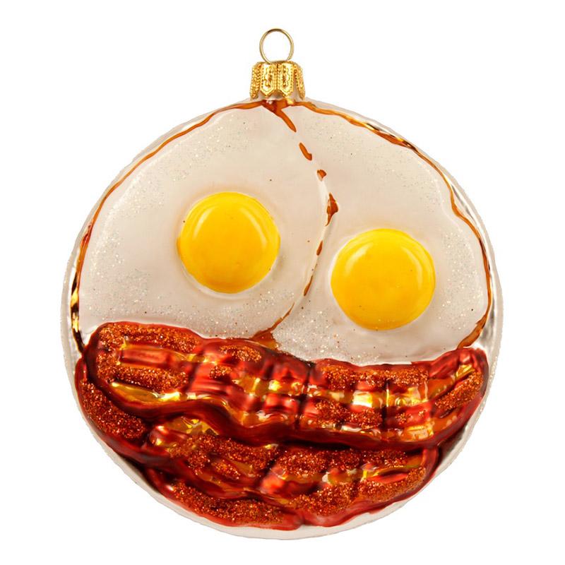Bacon & ägg