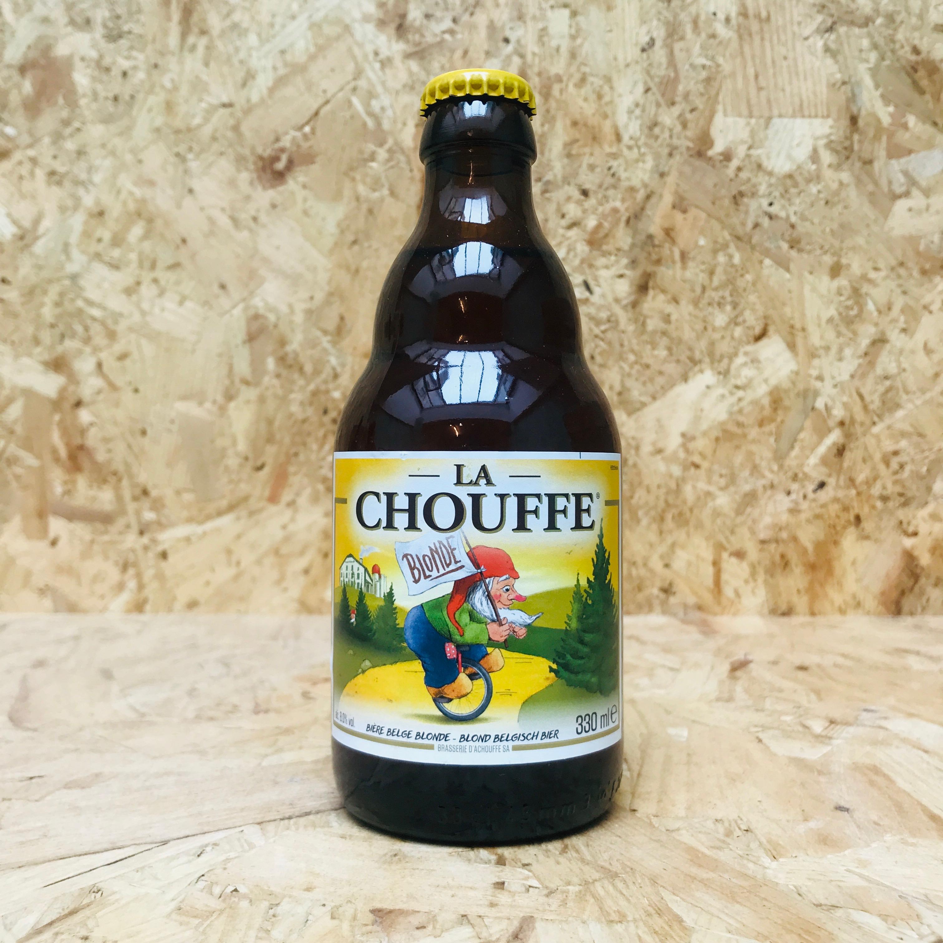 La Chouffe - Blonde