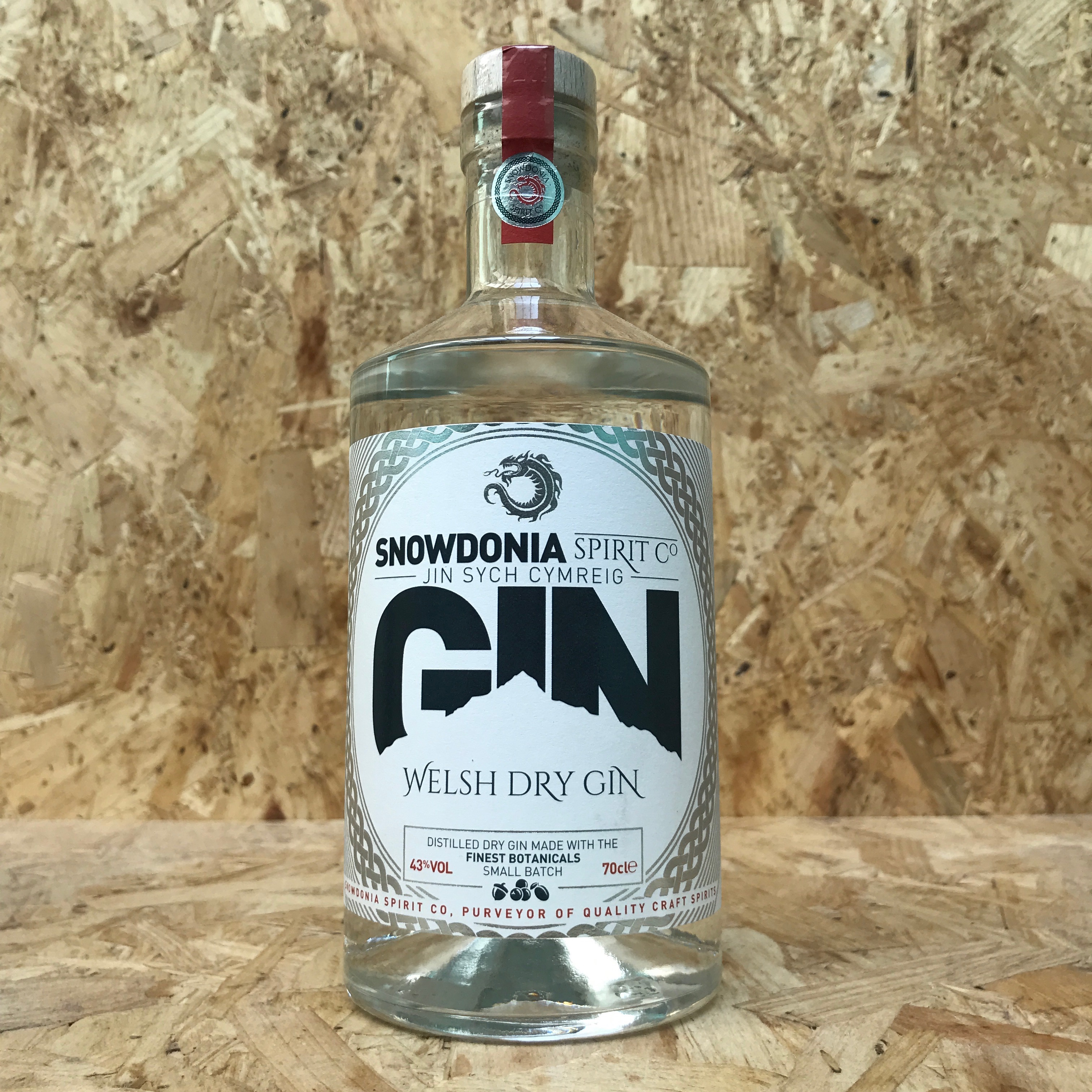 Snowdonia Welsh Dry Gin