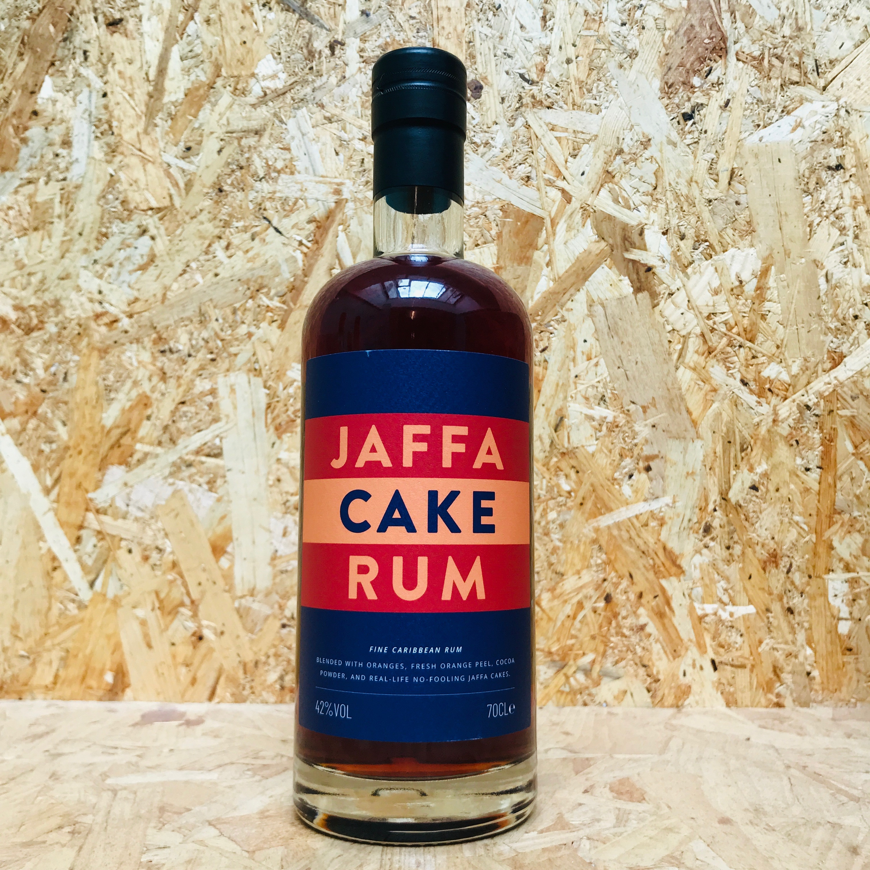 Jaffa Cake Rum
