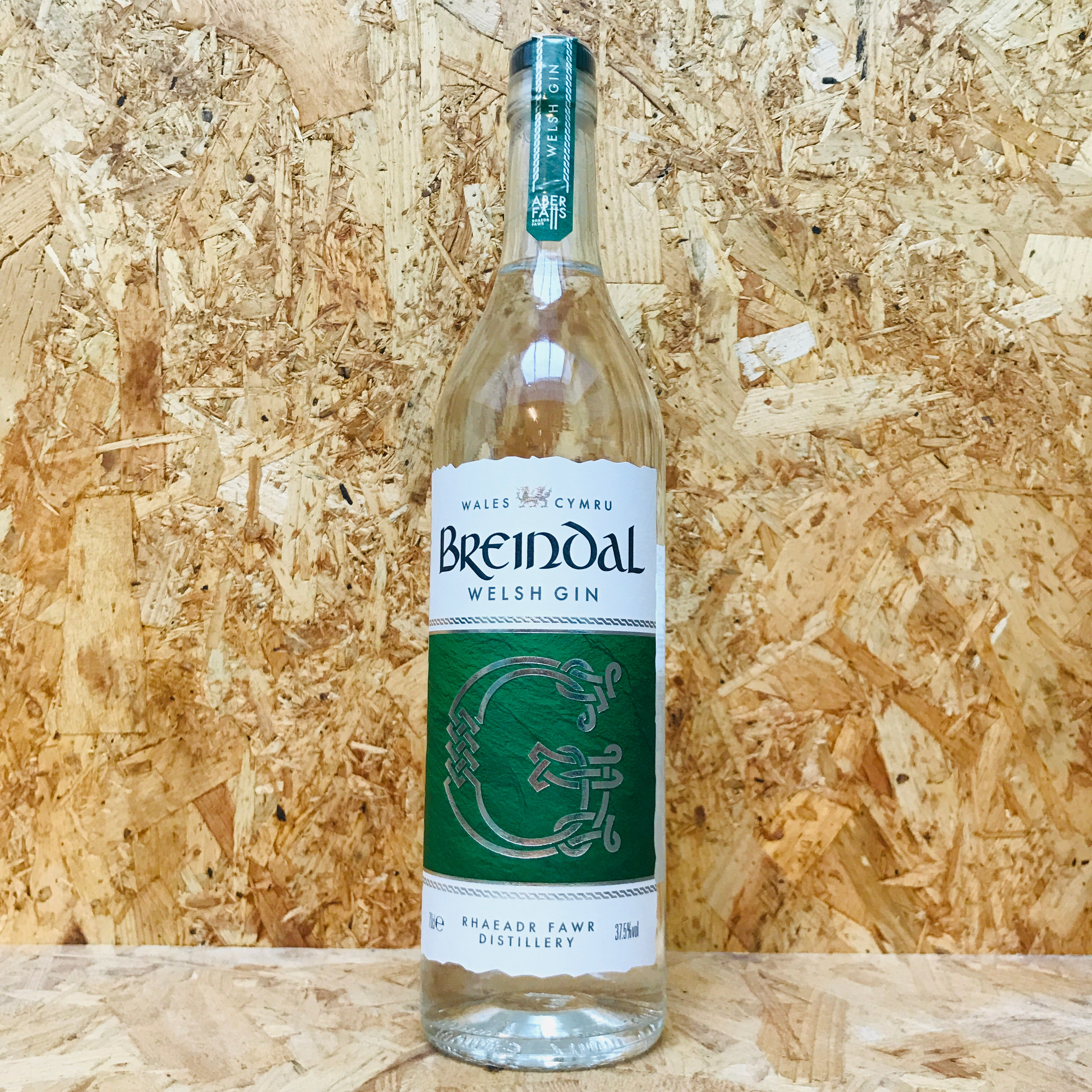 Aber Falls - Breindal Welsh Gin