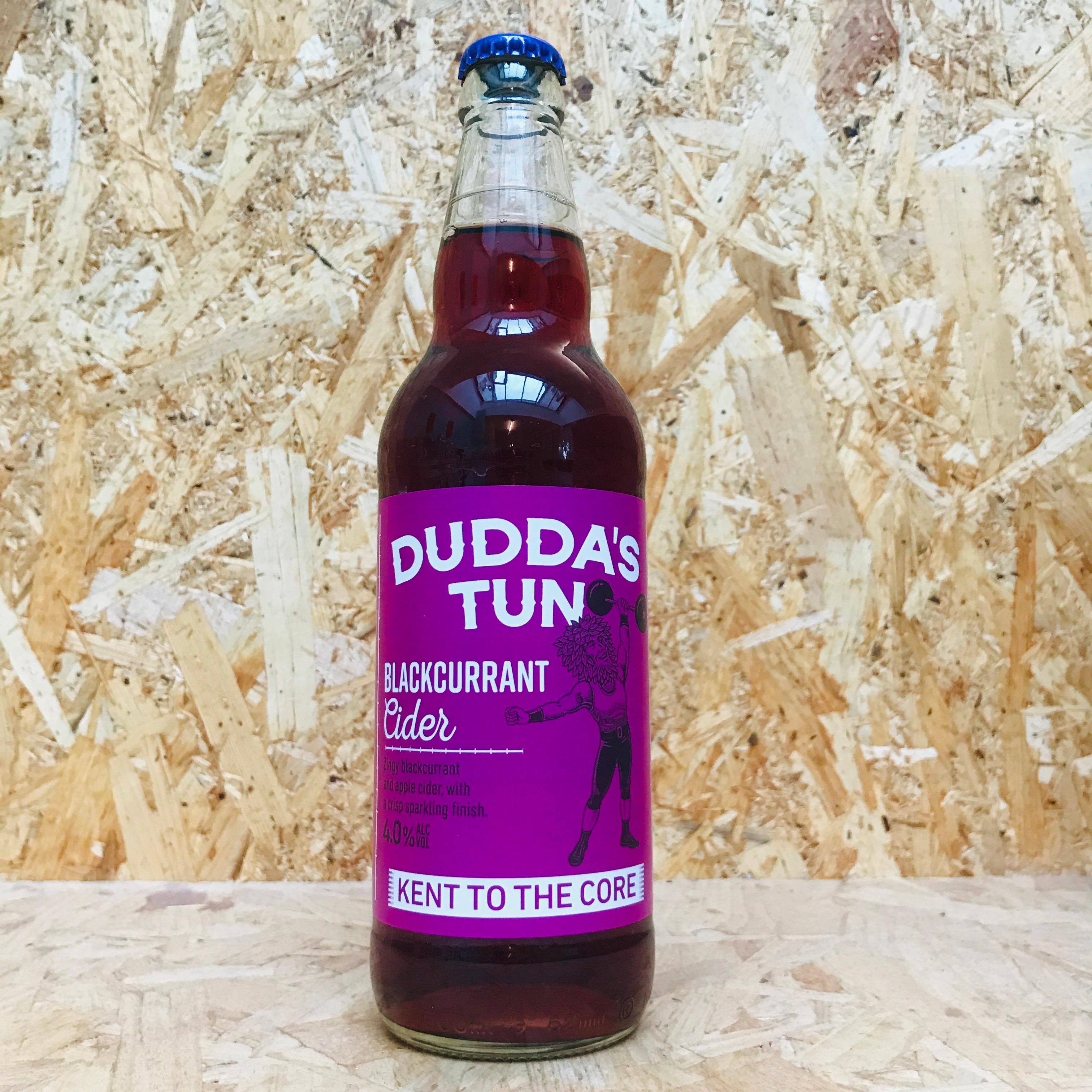 Dudda's Tun - Blackcurrant