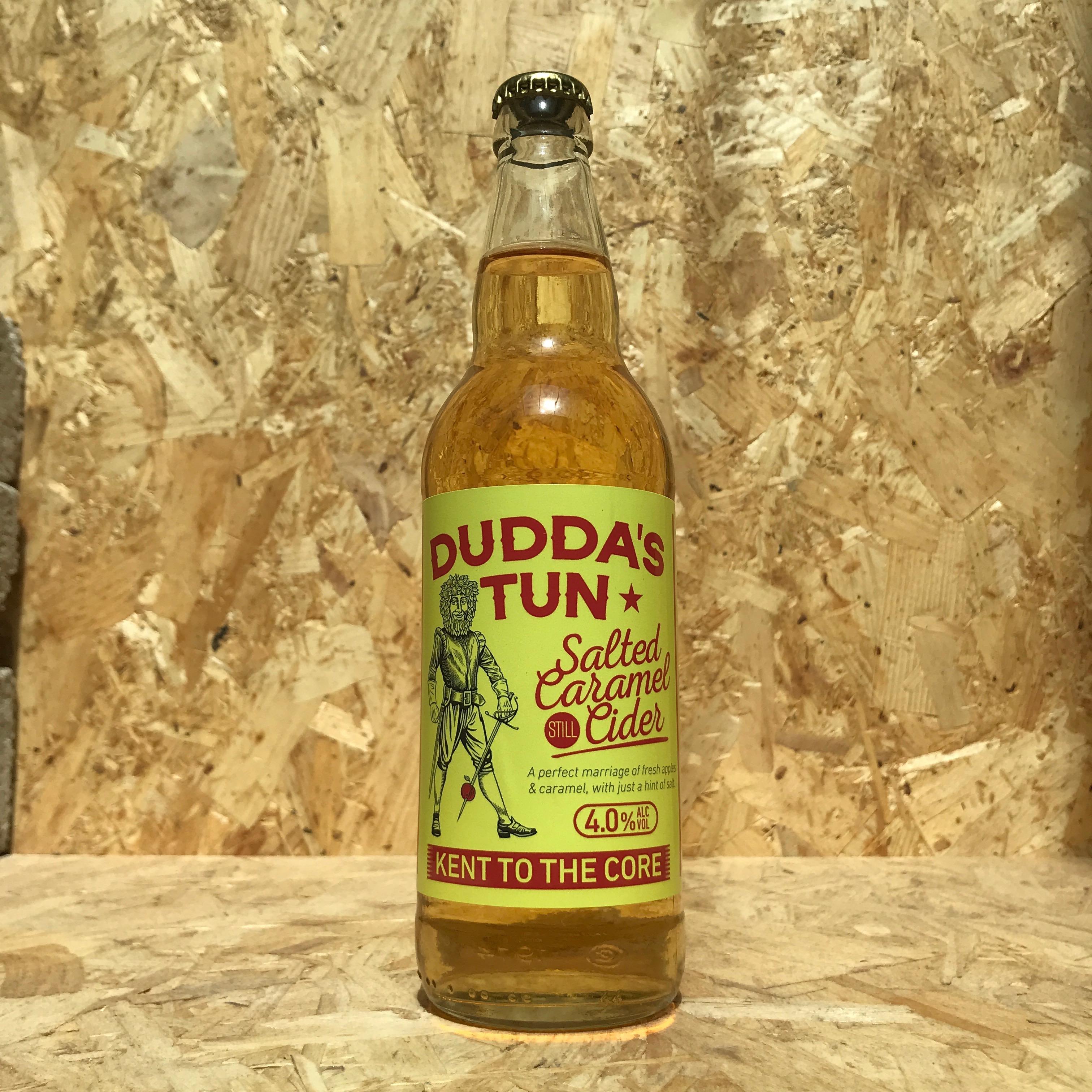 Dudda's Tun - Salted Caramel