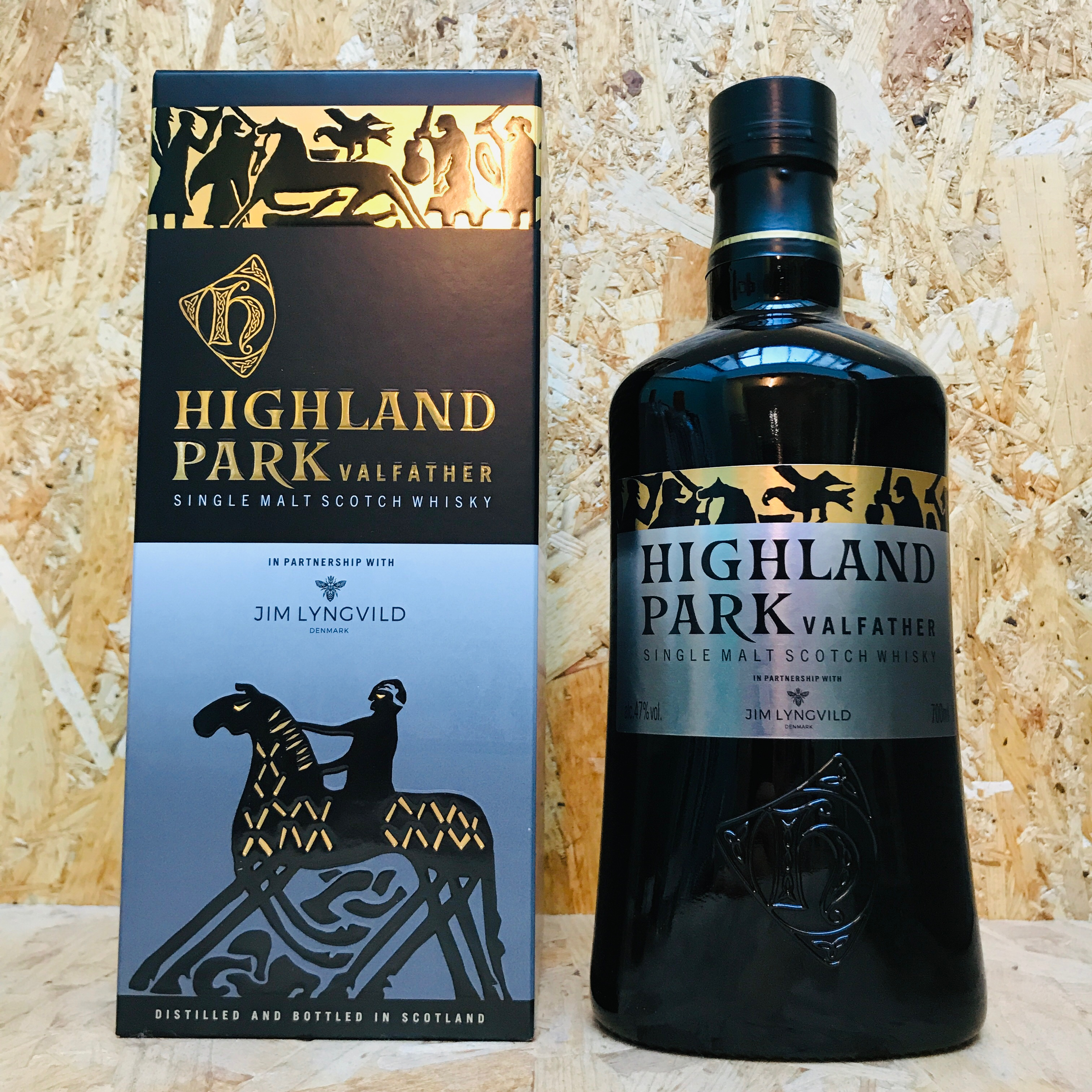 Highland Park - Valfather
