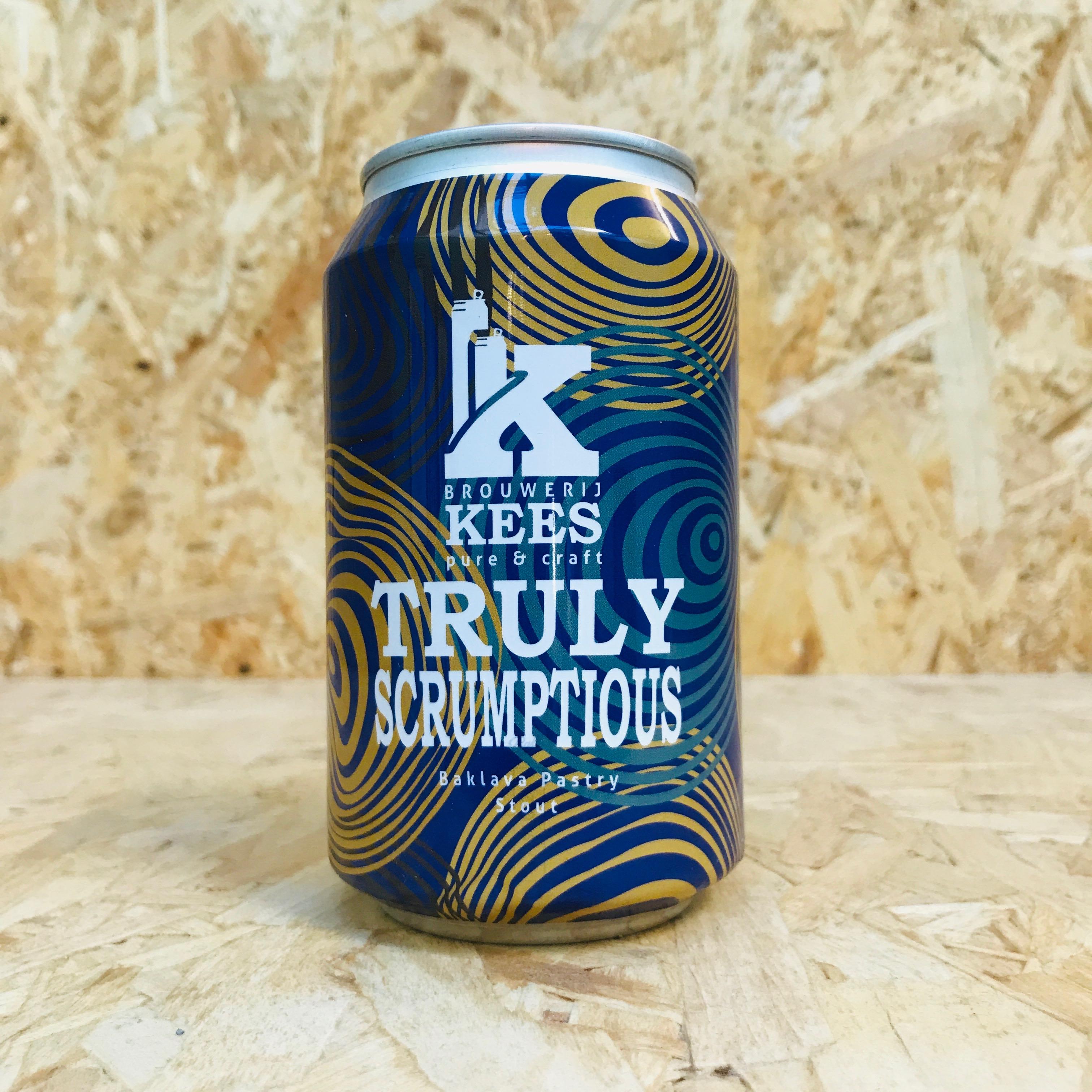 Kees - Truly Scrumptious (Baklava Stout)