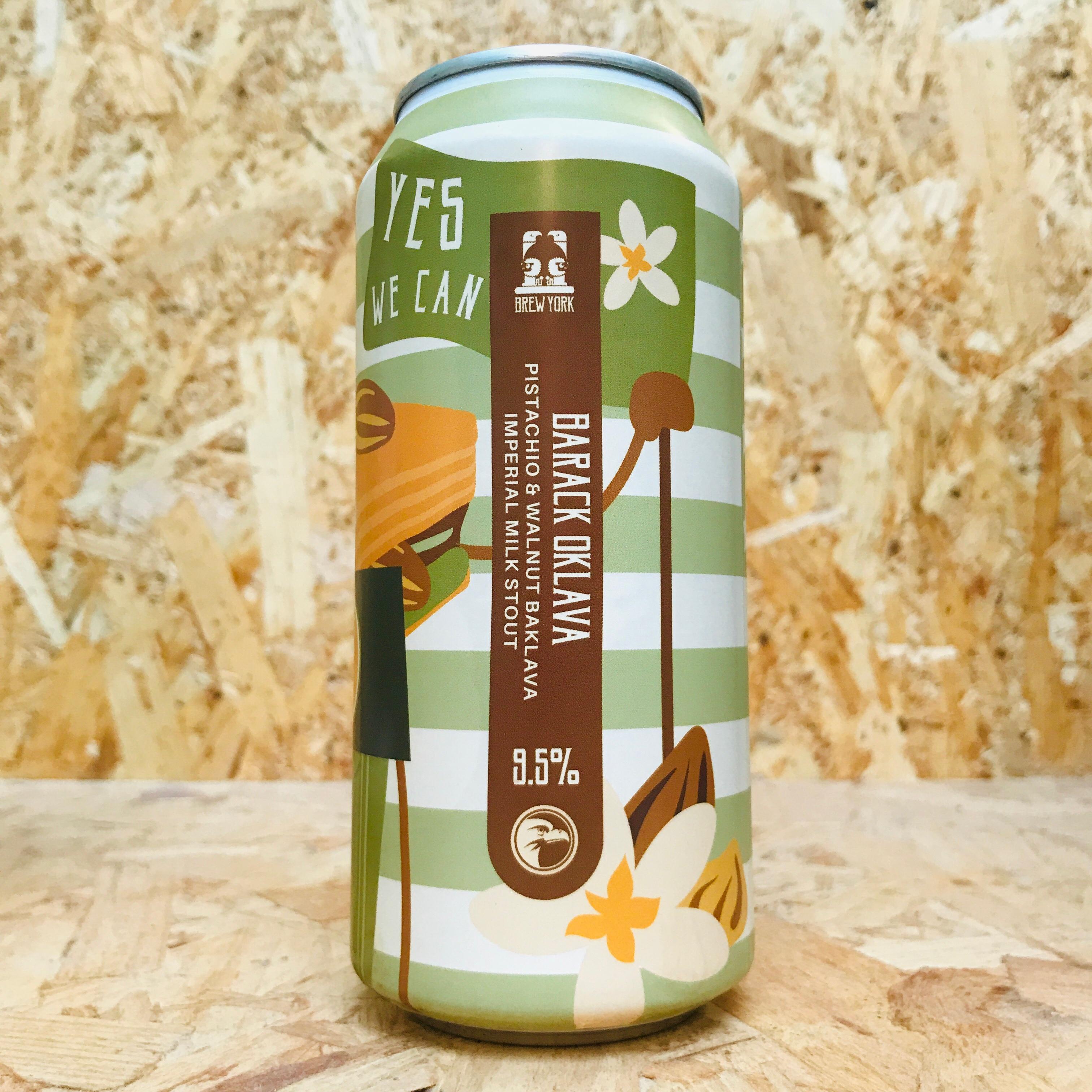 Brew York - Barack Oklava (Baklava)
