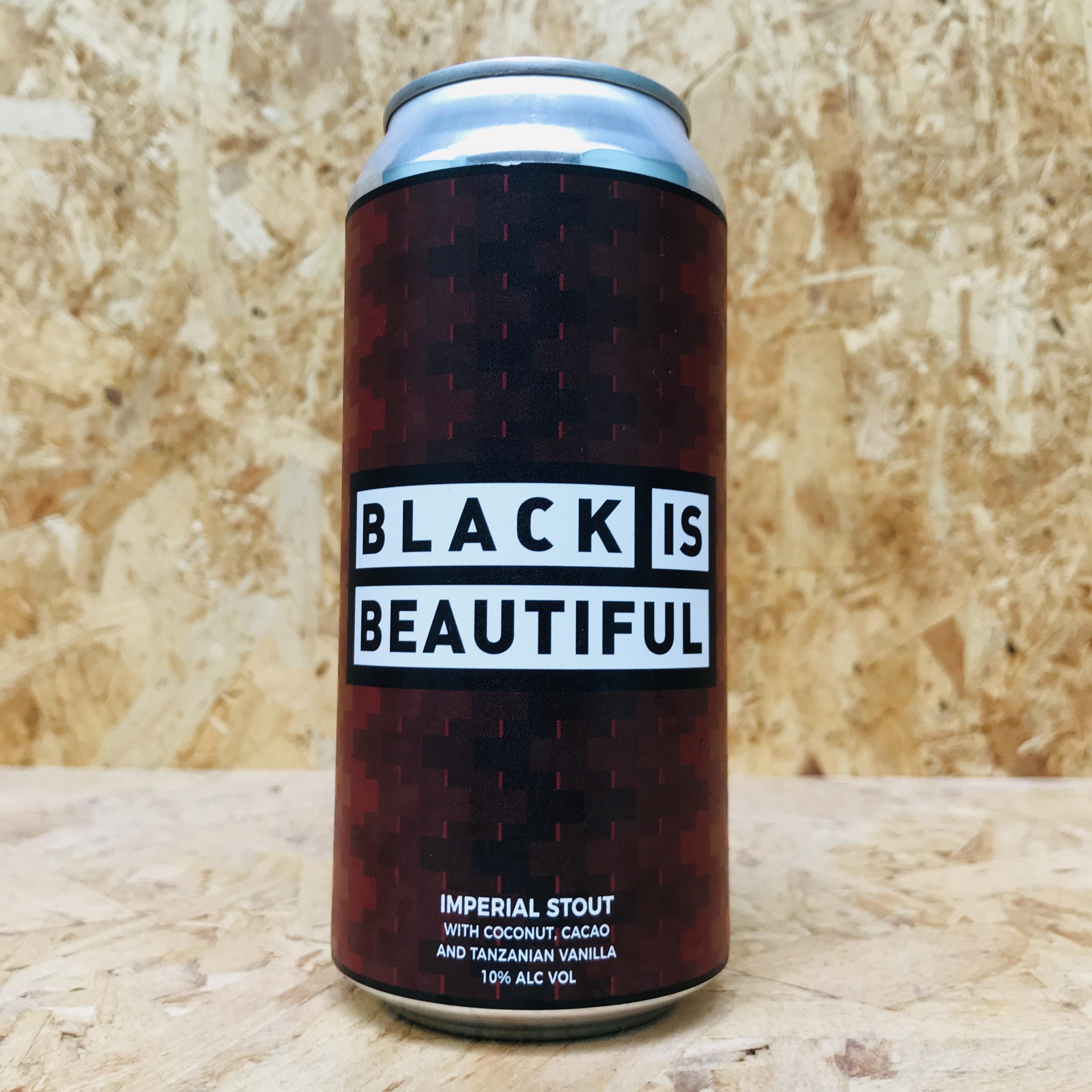 LHG - Black Is Beautiful