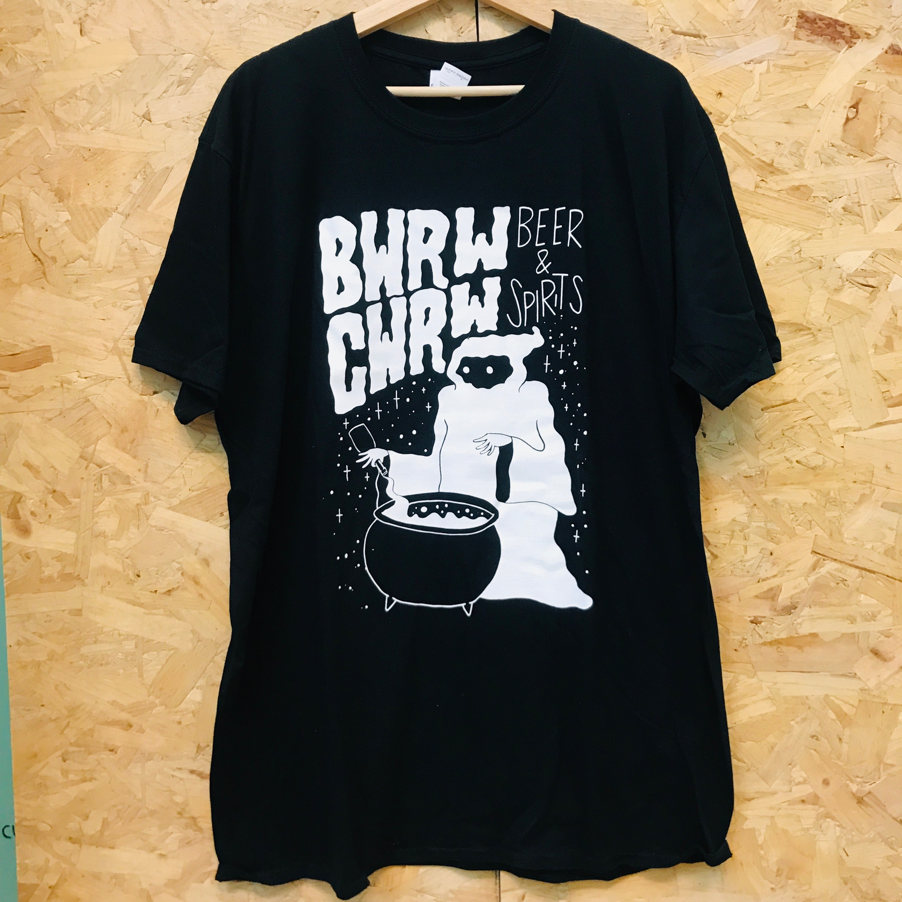 Bwrw Cwrw Druid T Shirt