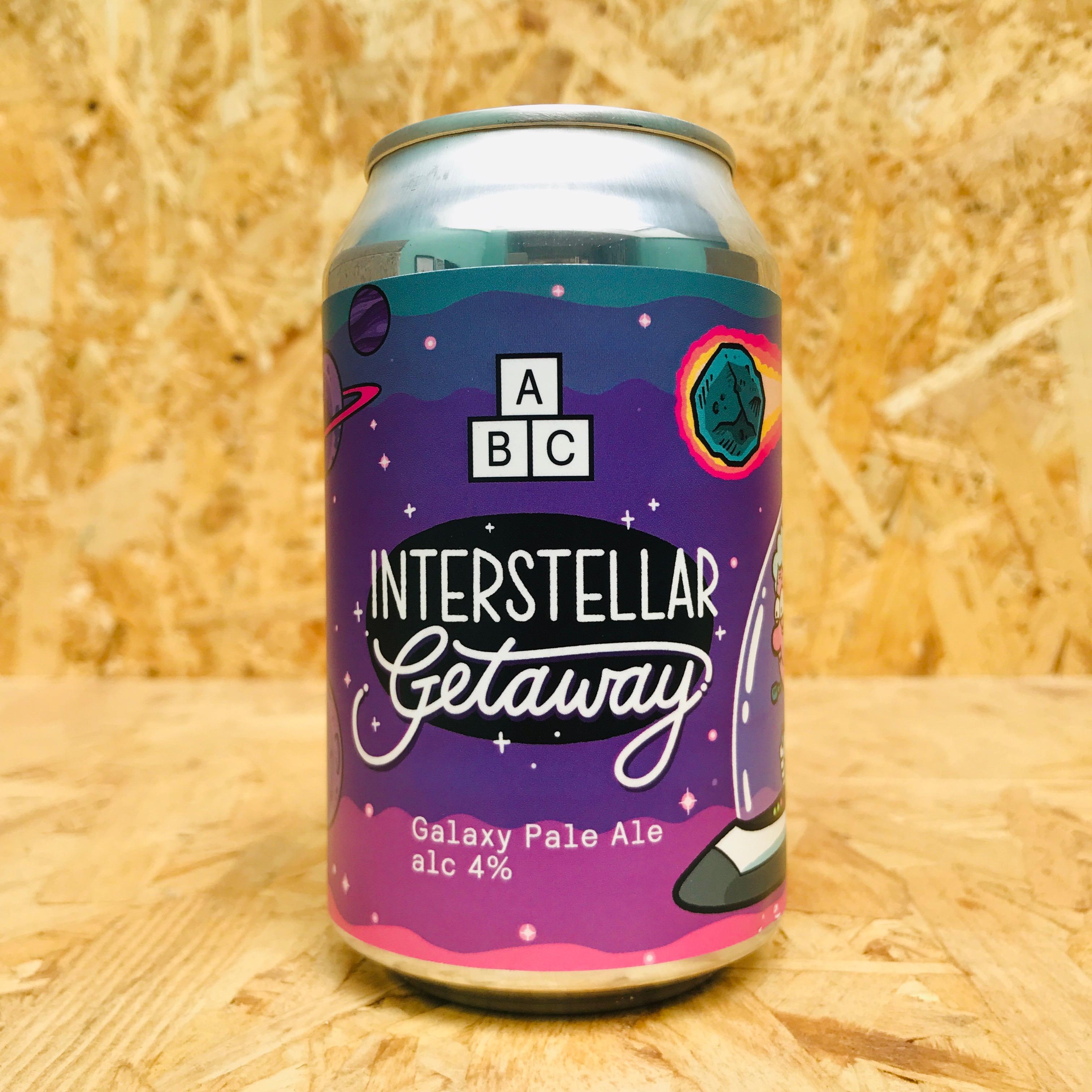 Alphabet - Interstellar Getaway