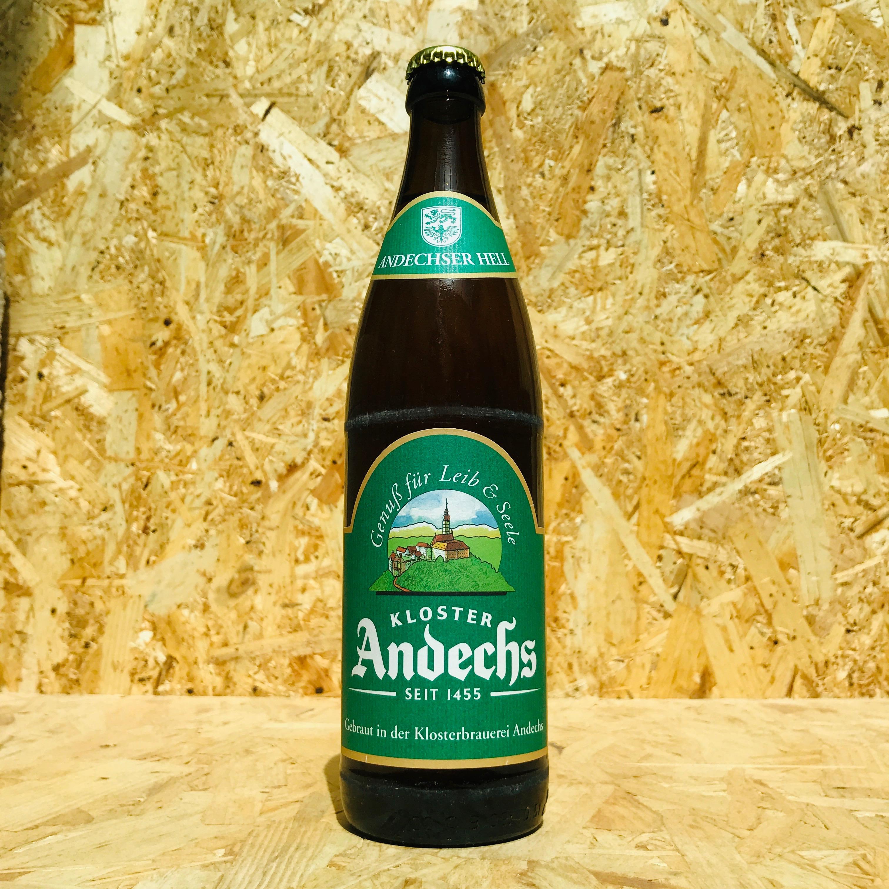 Andechs - Vollbier Hell