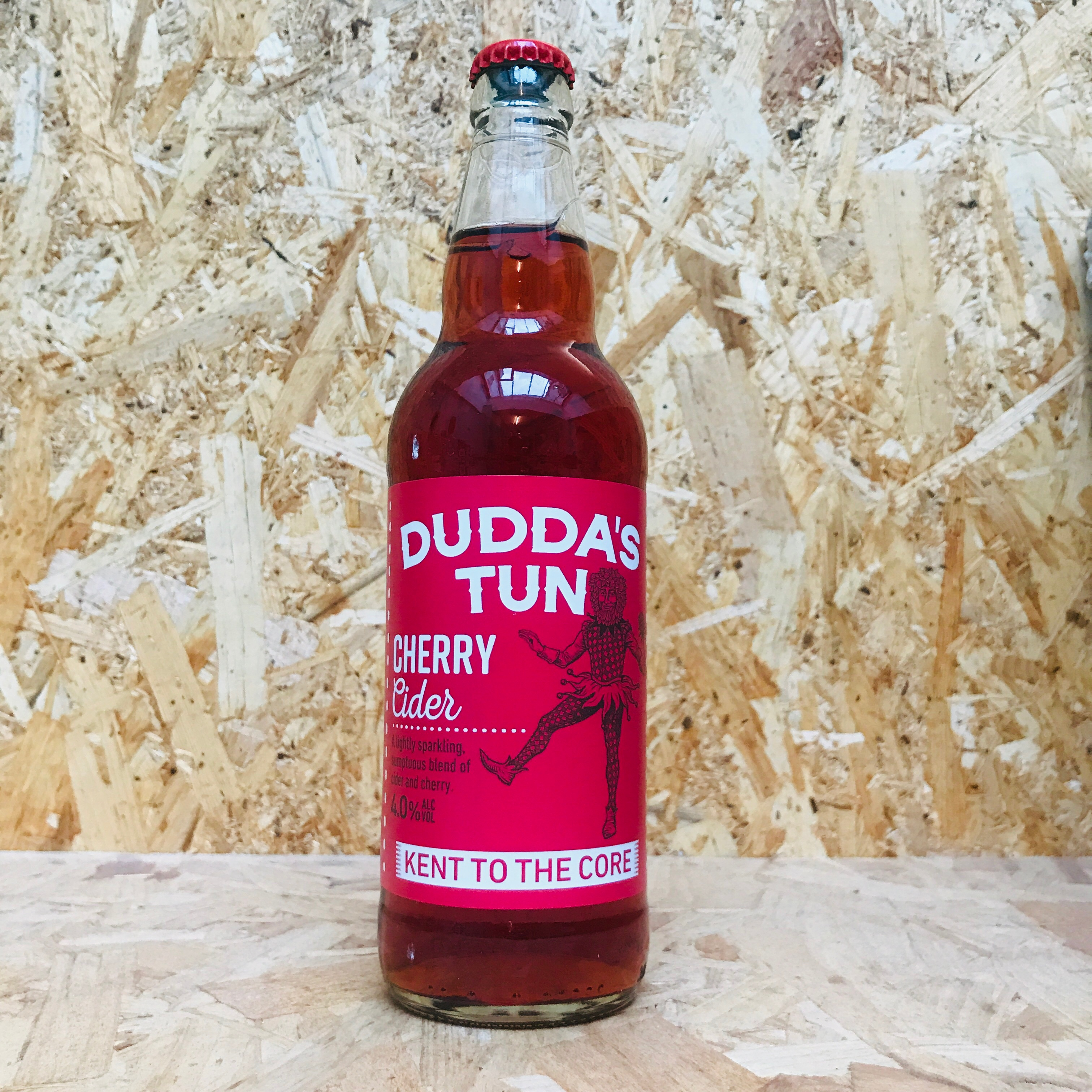 Dudda's Tun - Cherry