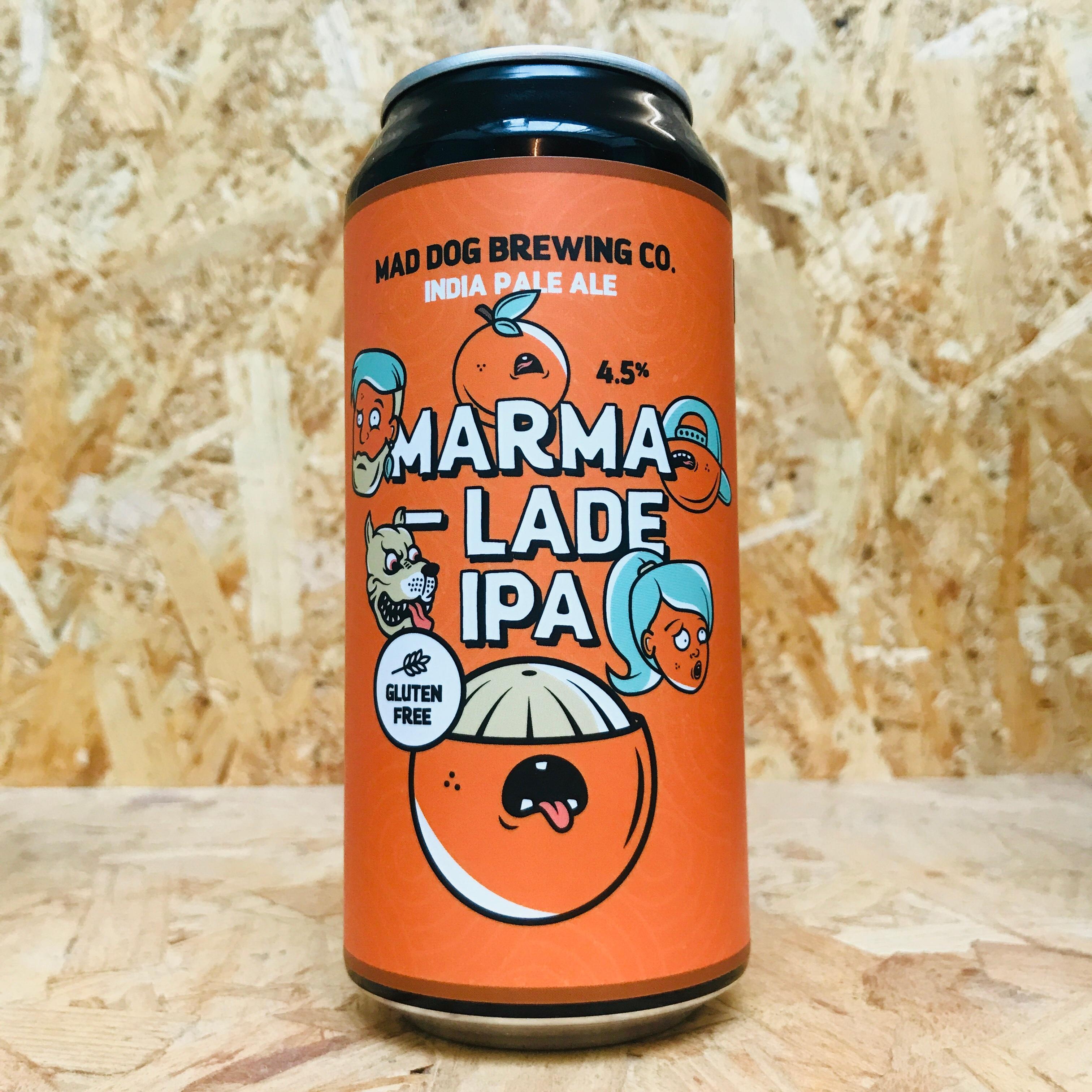 Mad Dog - Marmalade IPA