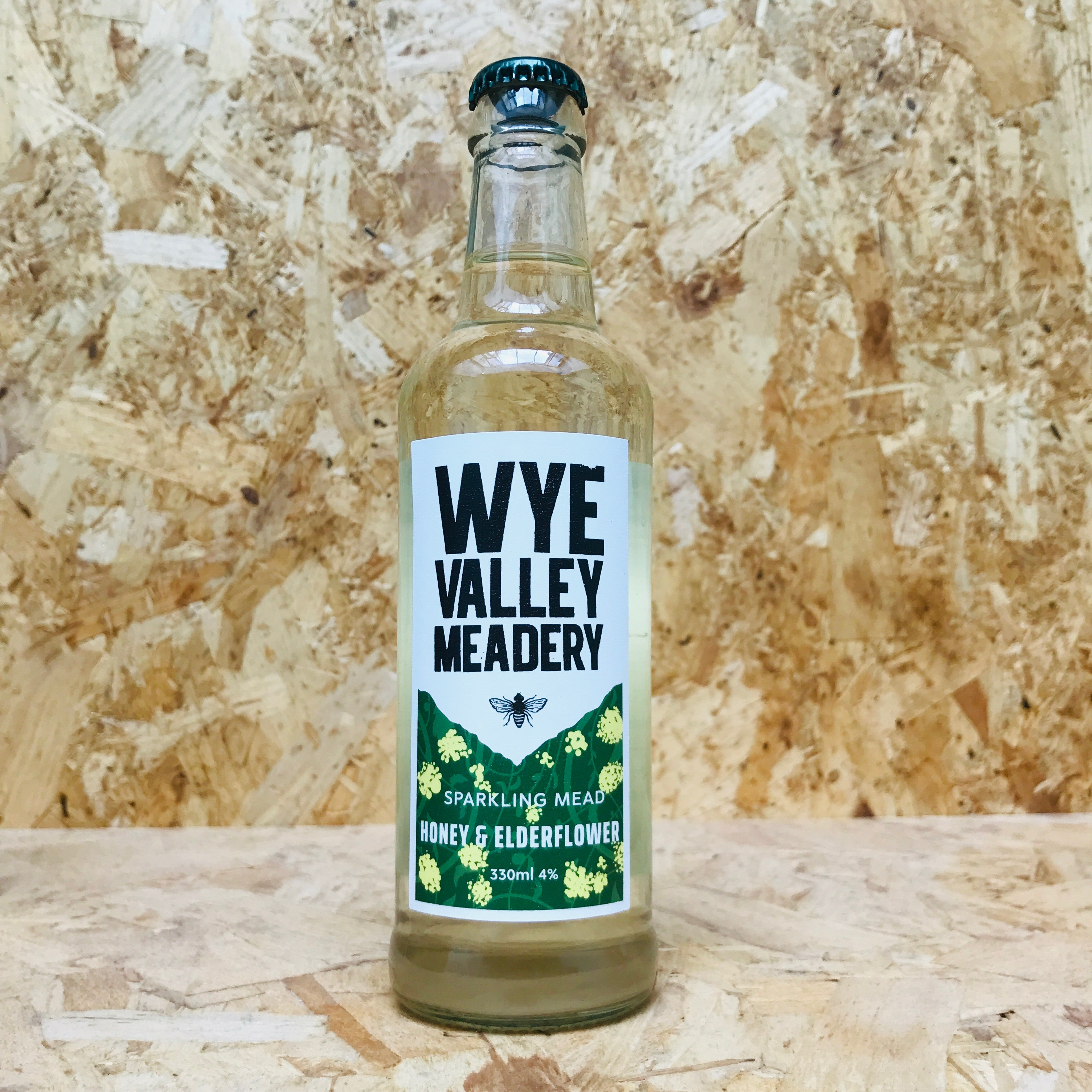 Wye Valley Meadery - Honey & Elderflower