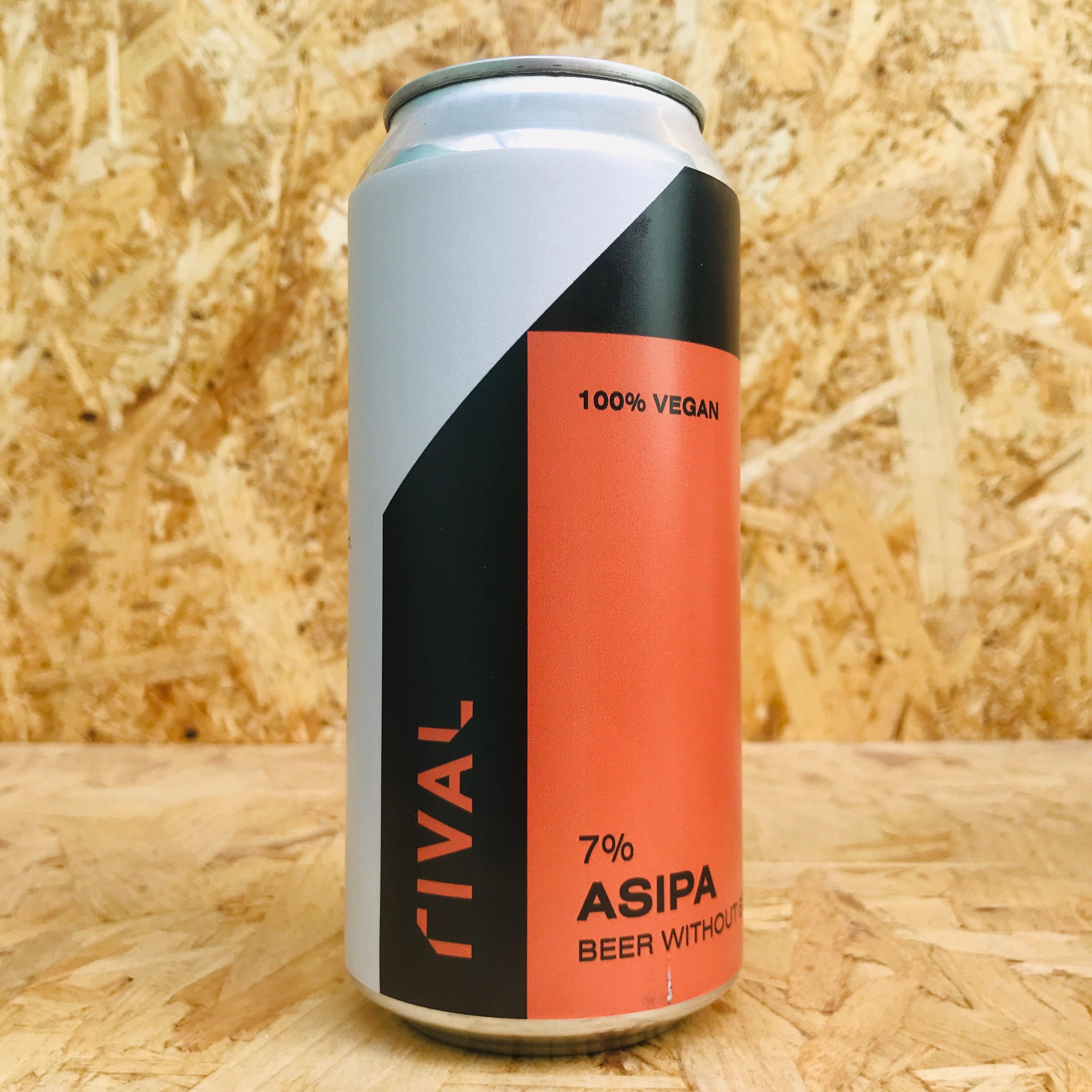 Rival Brewing - ASIPA