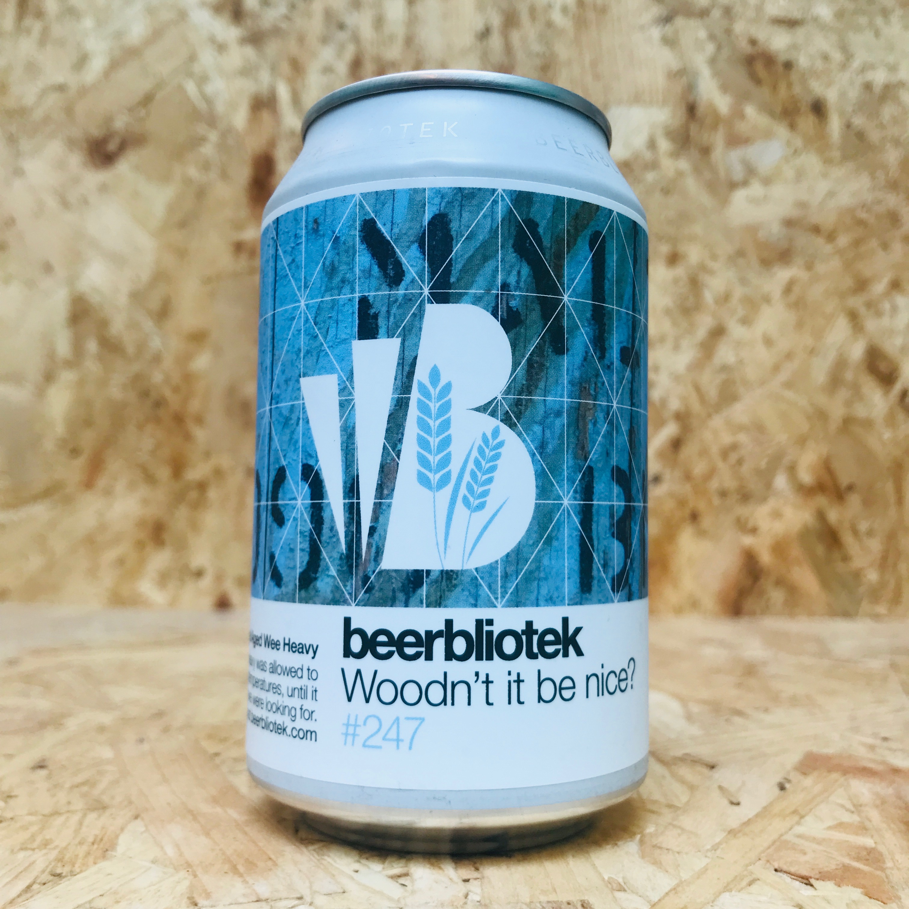 Beerbilotek - Woodnt It Be Nice