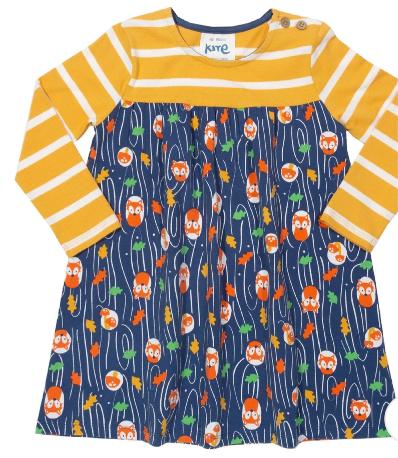 Treehouse dress