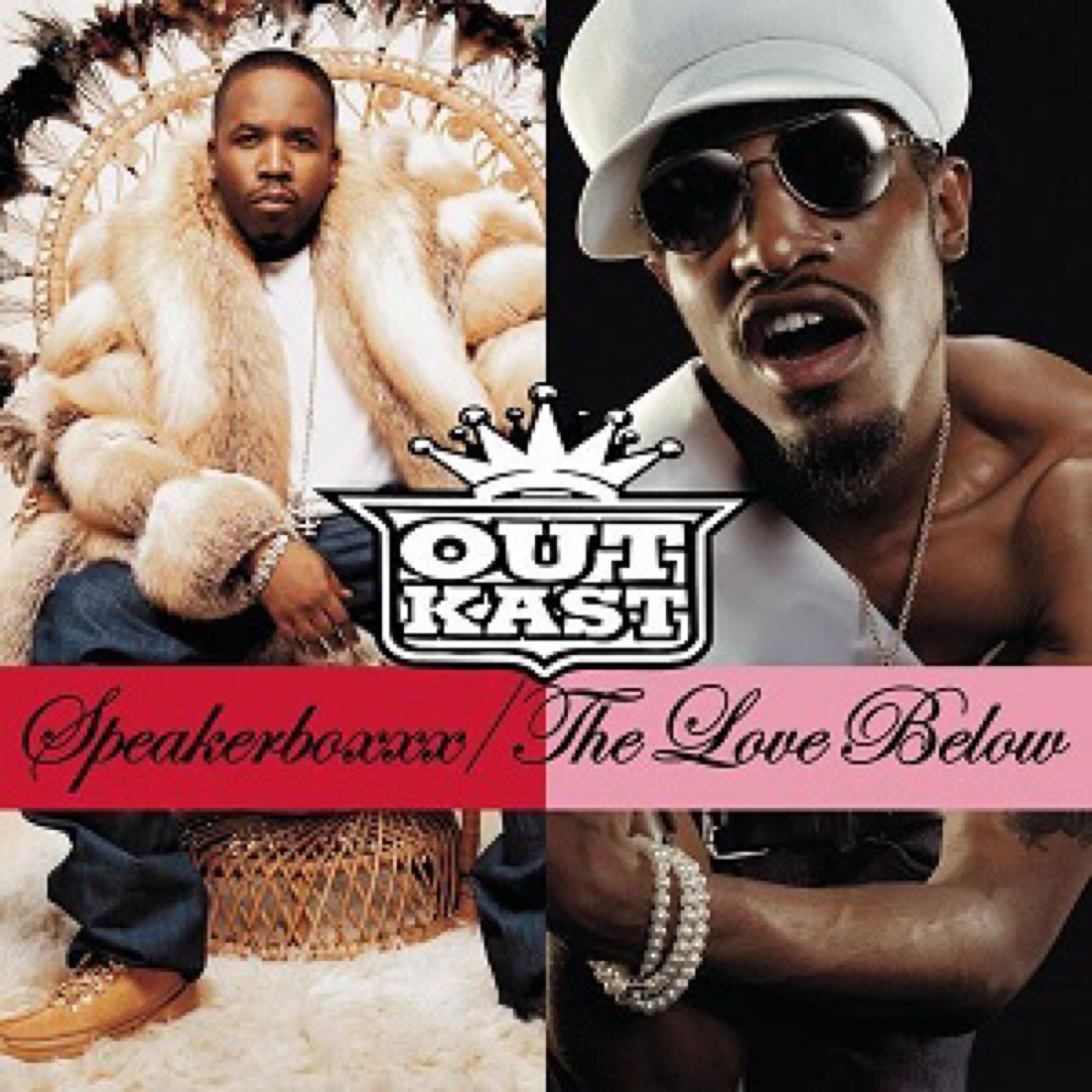OutKast - Speakerboxxx/Love [4xLP]