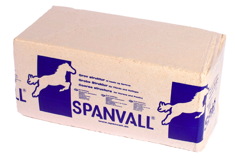 Blå Spanvall 1 palle Spåner Sjælland