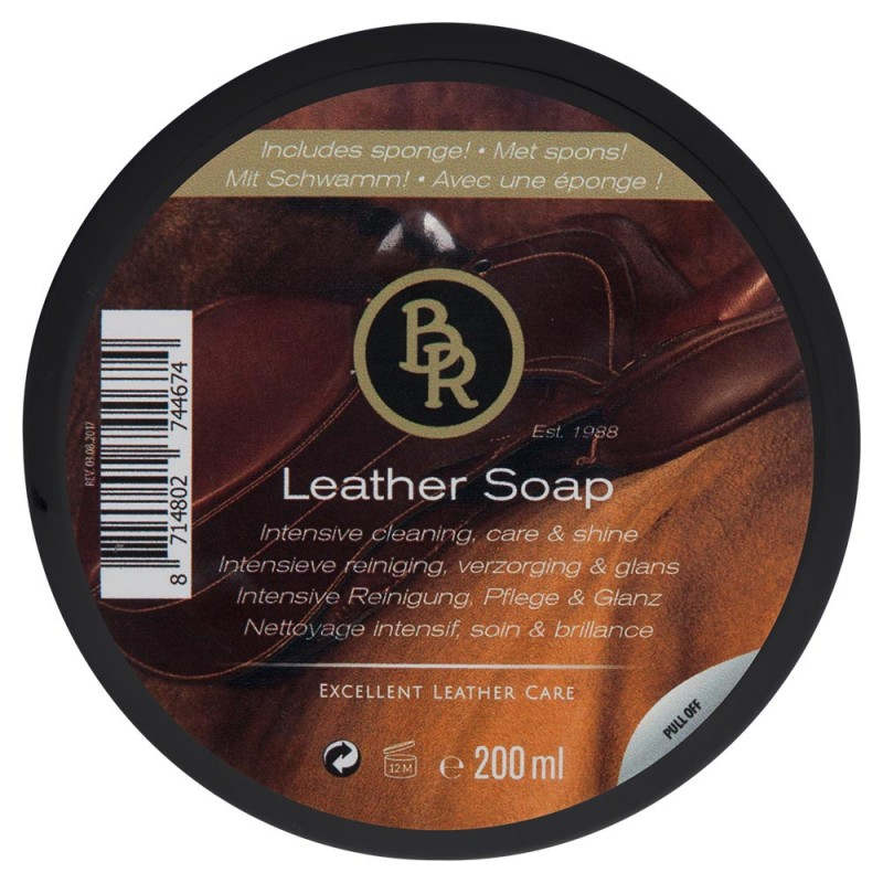 BR Leather Soap 200 ml