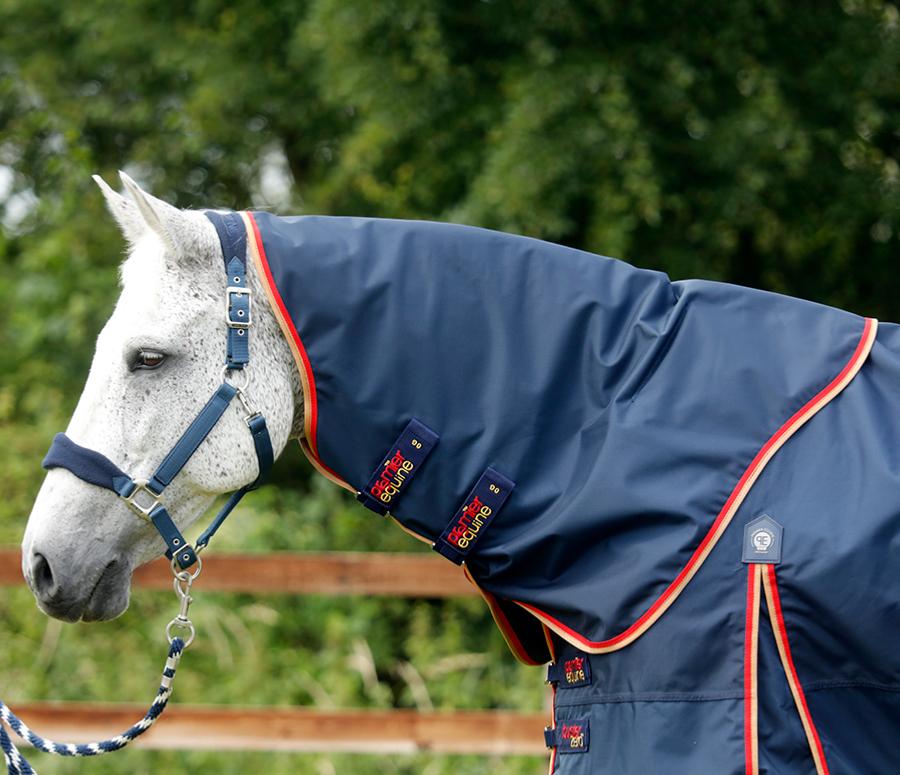 Premier Equine Buster Zero med hals str. 155