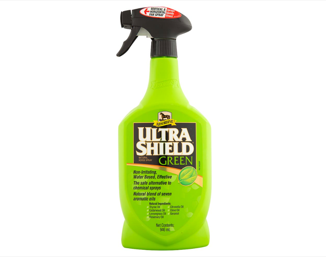 Absorbine Ultrashield Green 646ml