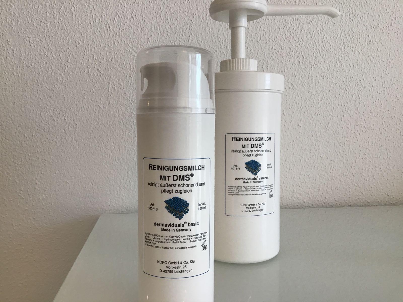 Reinigungsmilch  150 ml