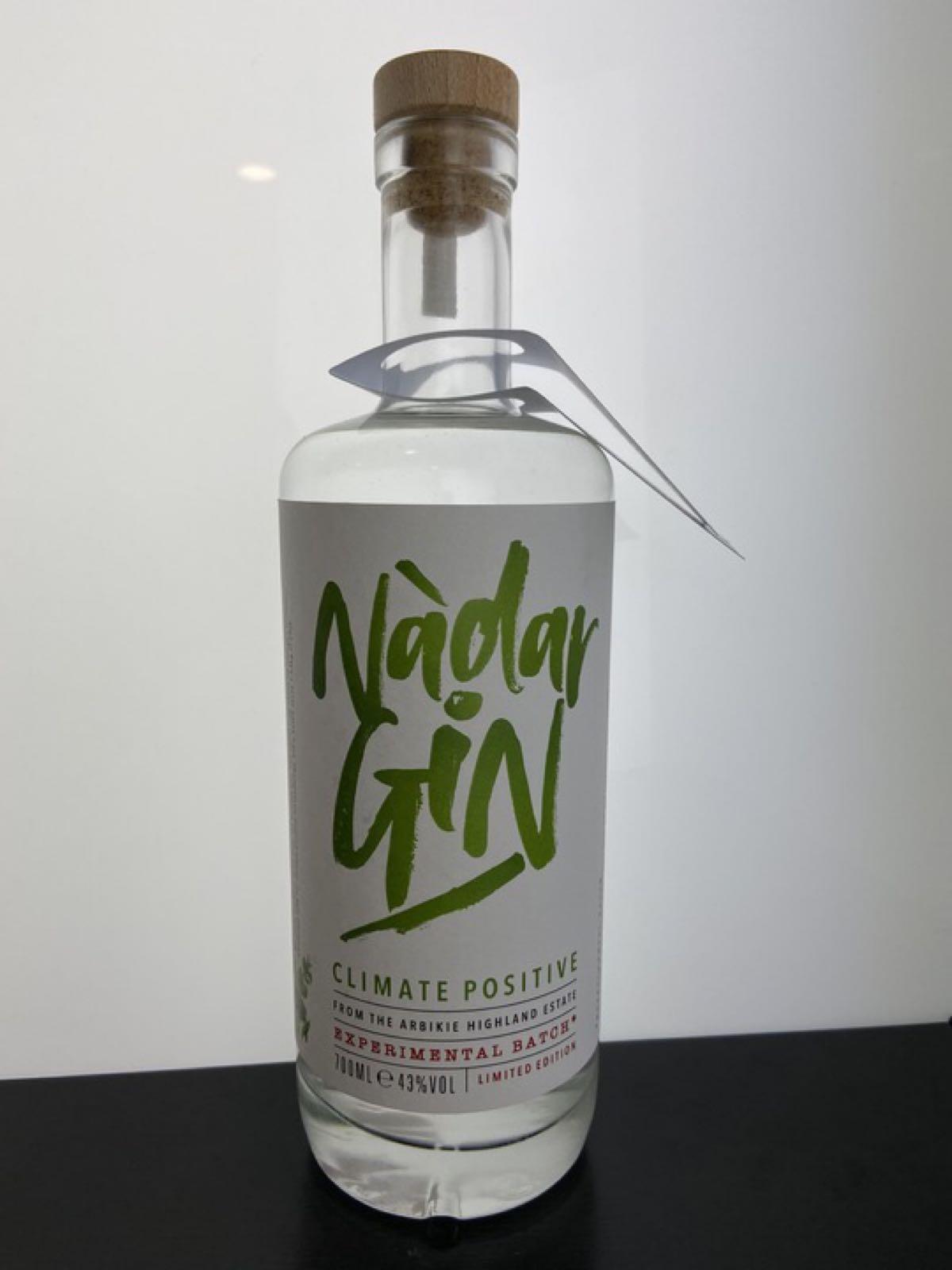 Arbikie: Nadar Gin (climate positive)