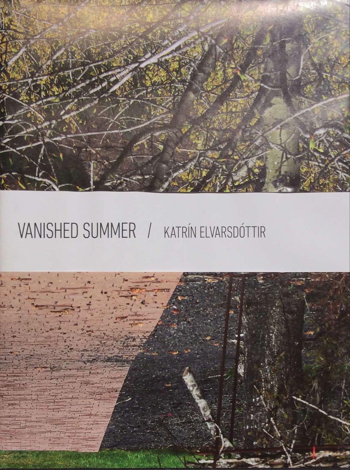 Elvarsdottir, Katrin. Vanished Summer