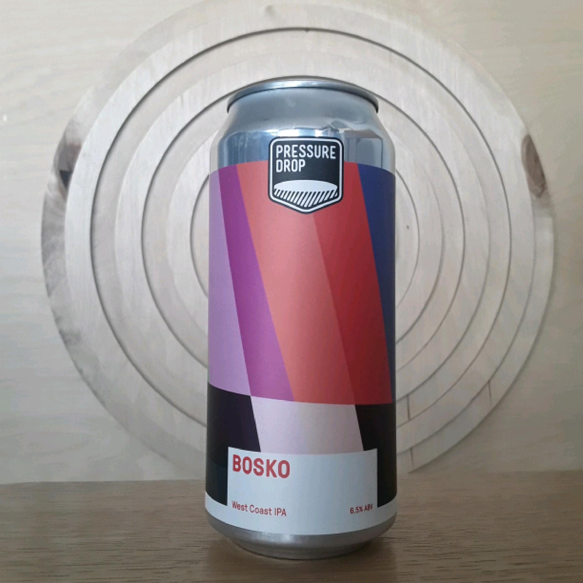 Pressure Drop Bosko IPA