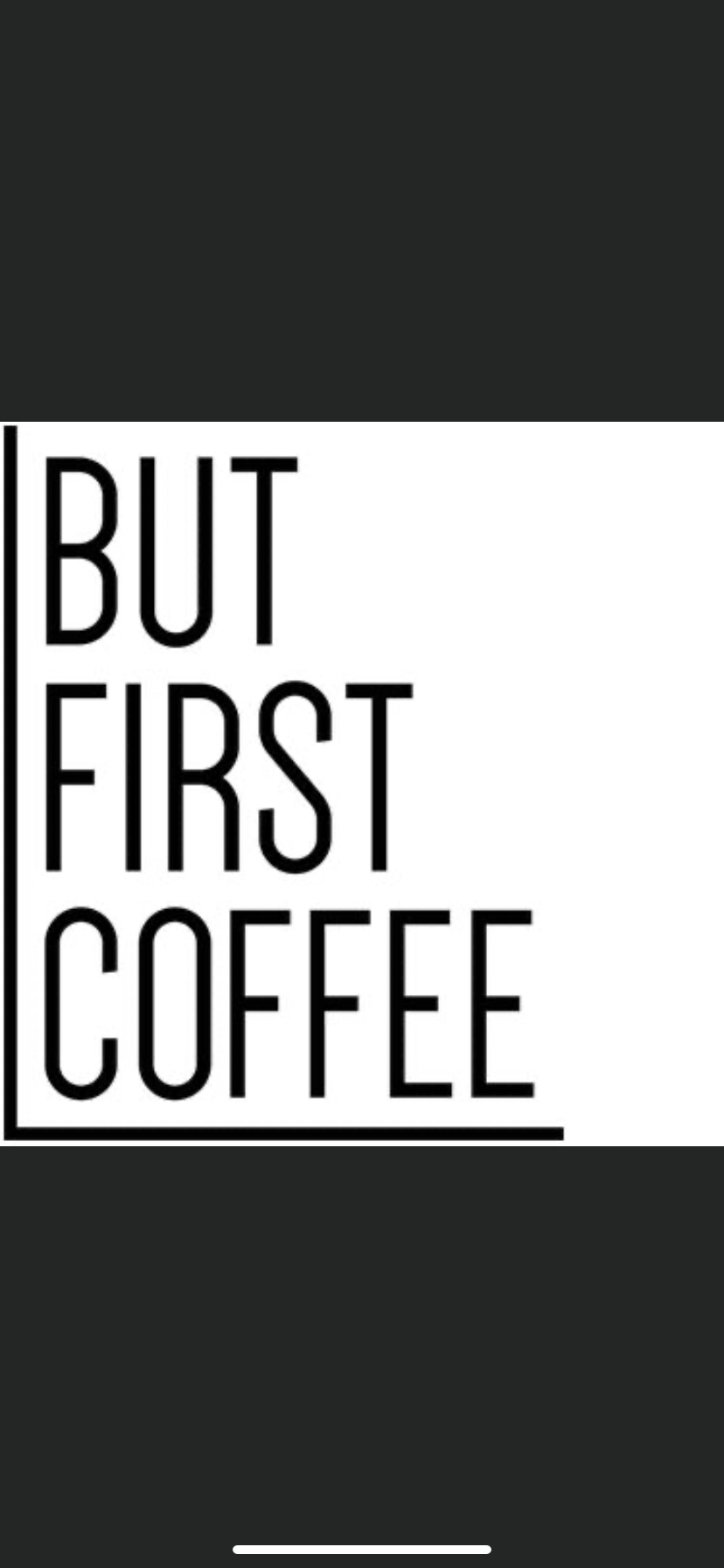 BUT FIRST COFFEE LIMITED