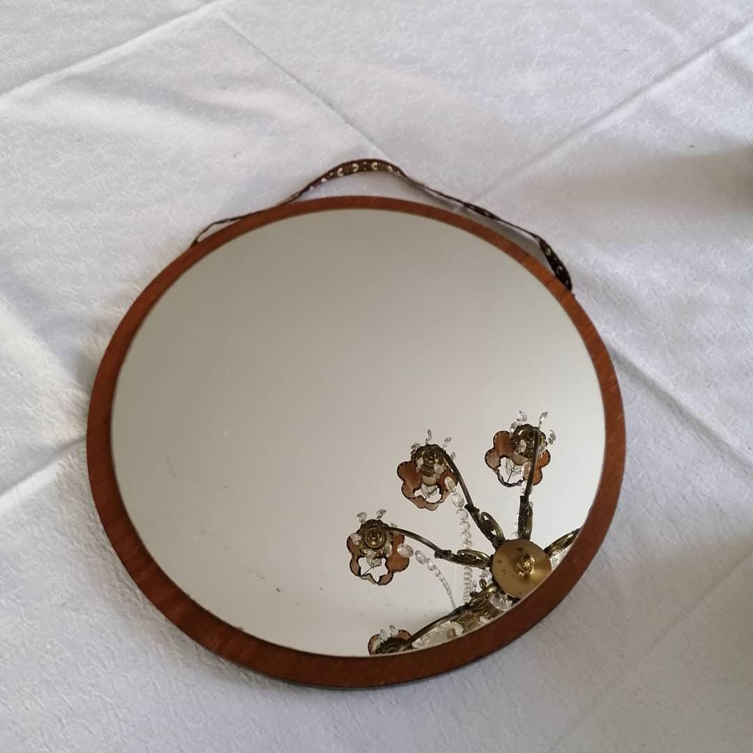 Spegel i Teak retro