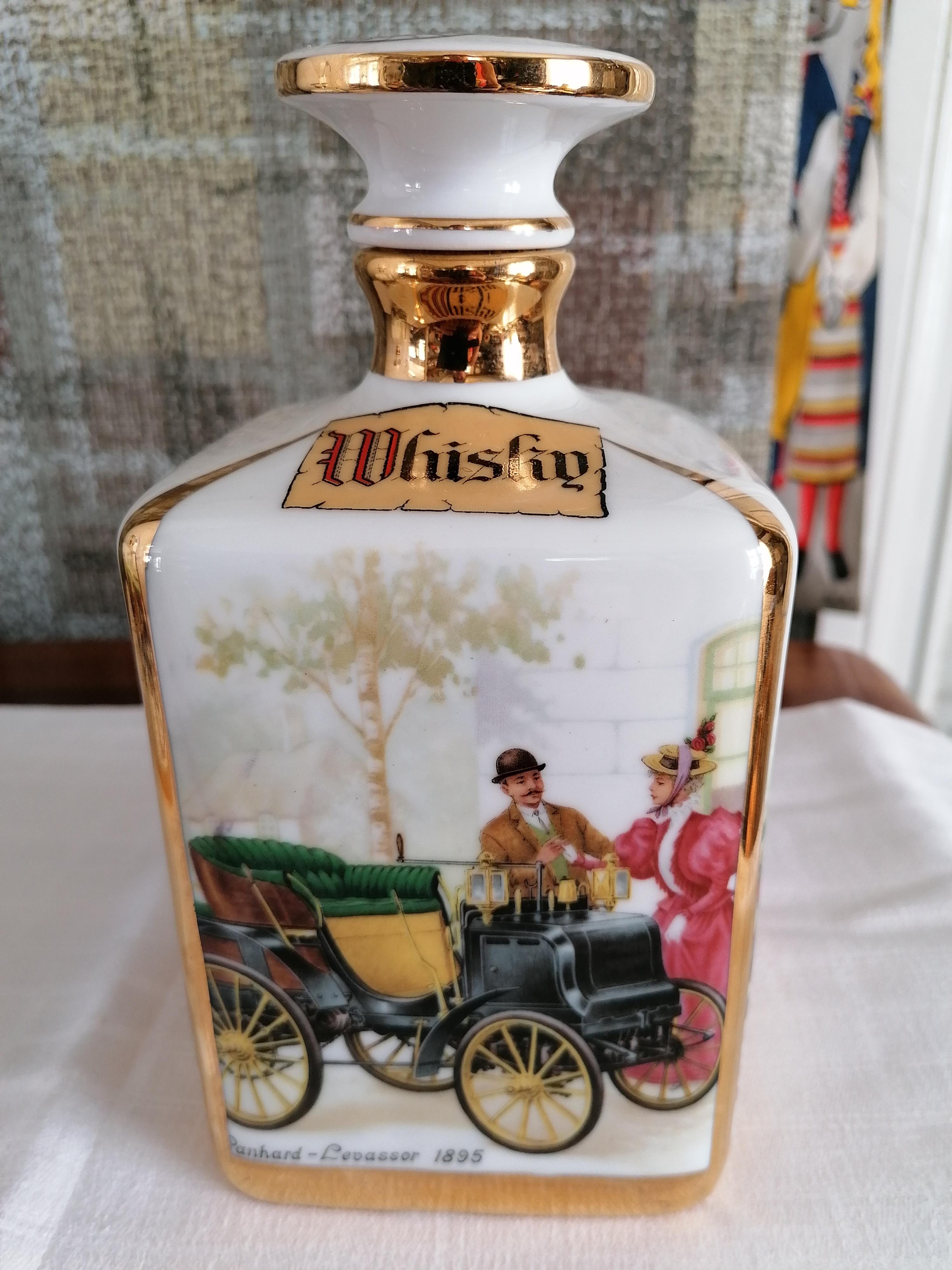 Whisky karaff