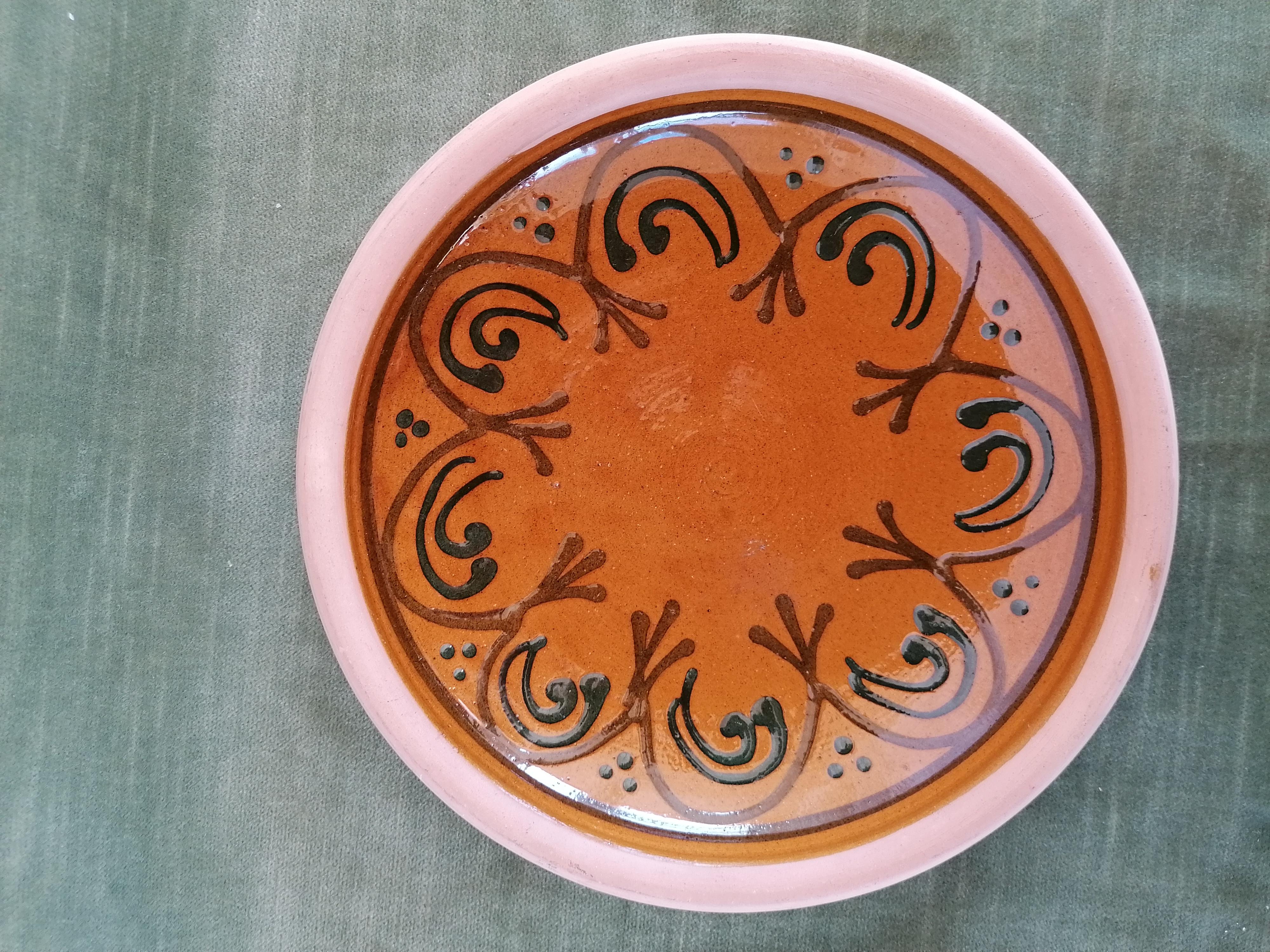 Keramikfat Abbednäs potteri Danmark