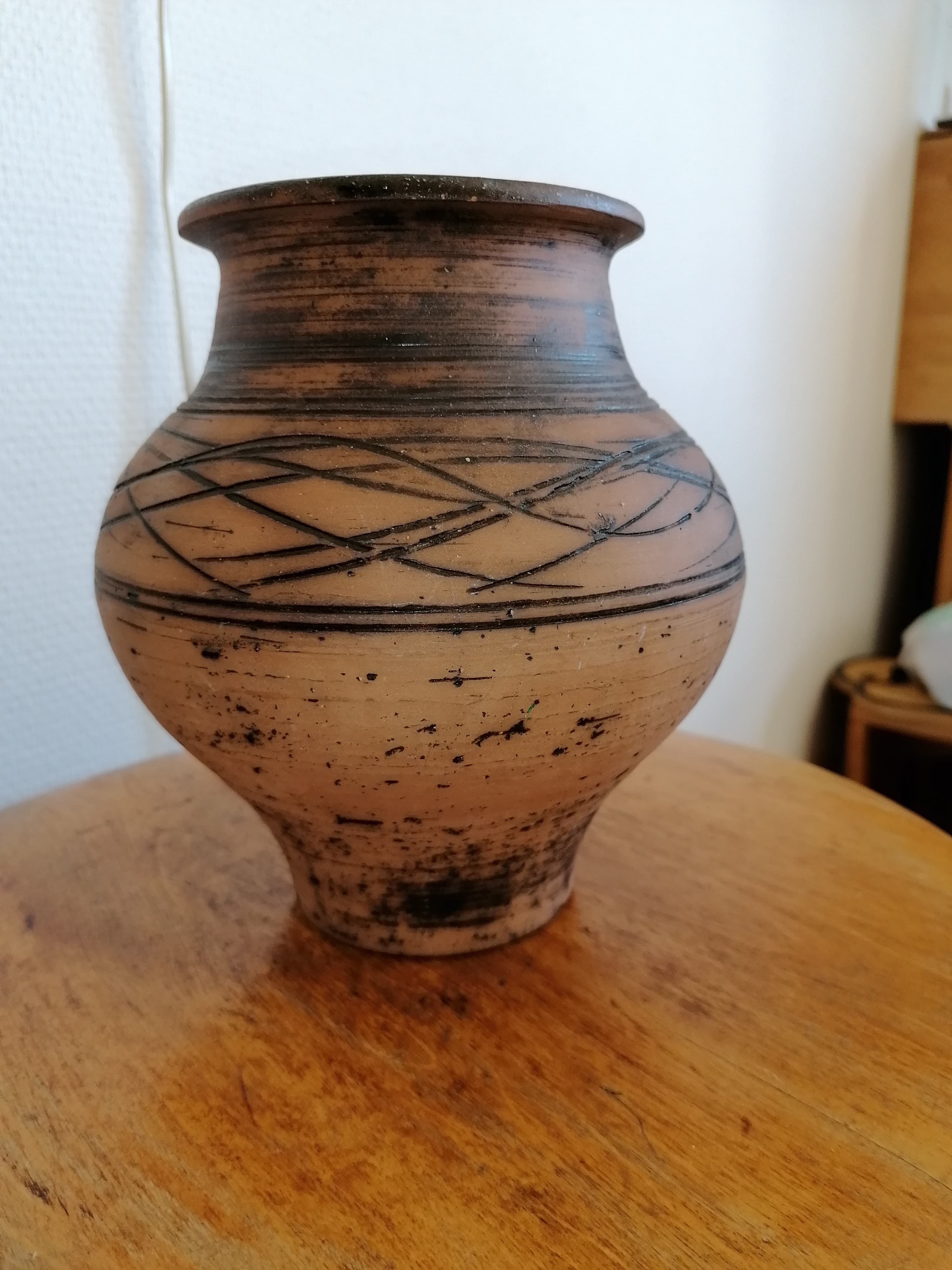 Keramikkruka Egil Solberg Etelhem Gotland
