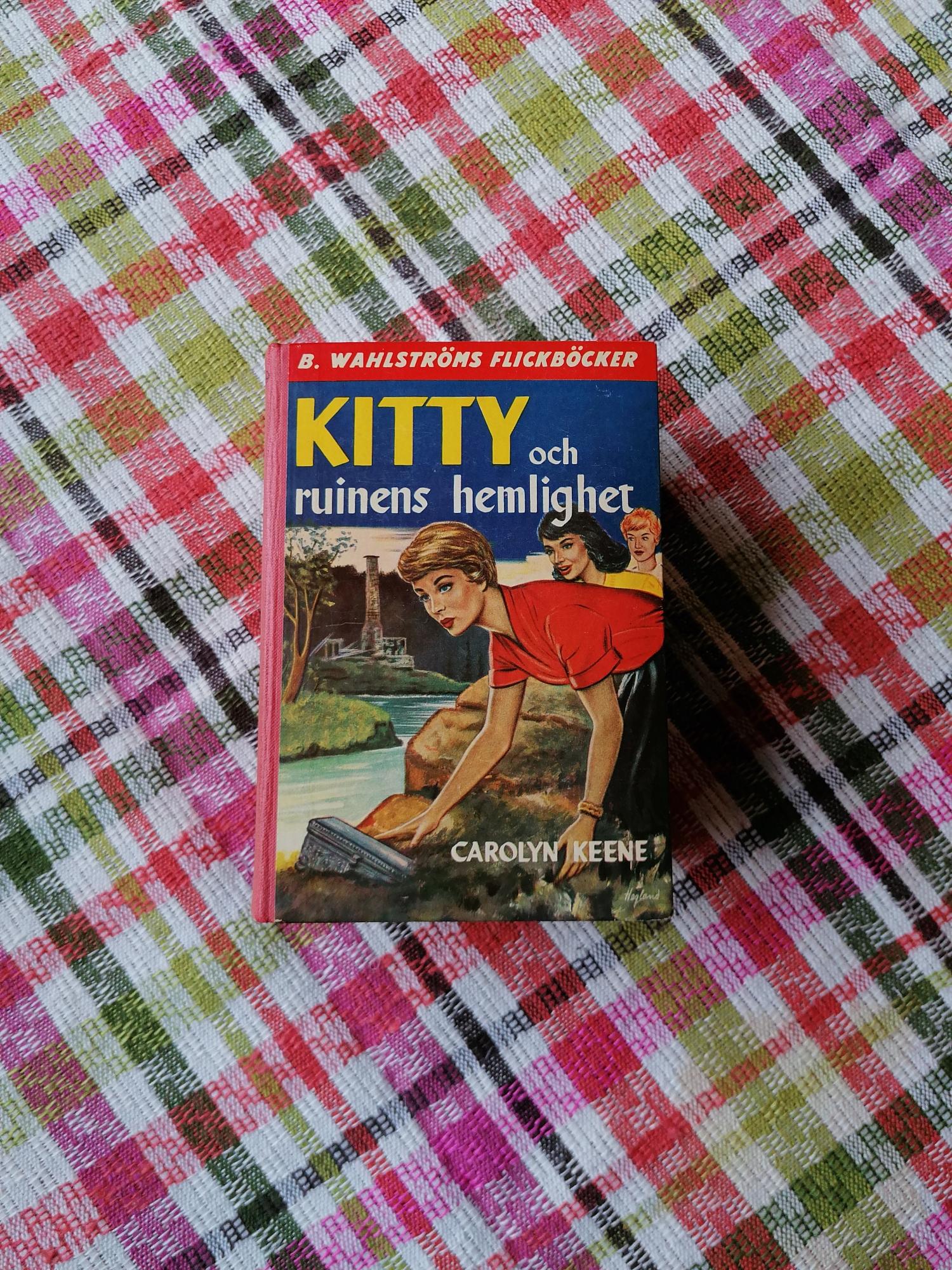 Kitty och ruinens hemligheter Carolyn Keene