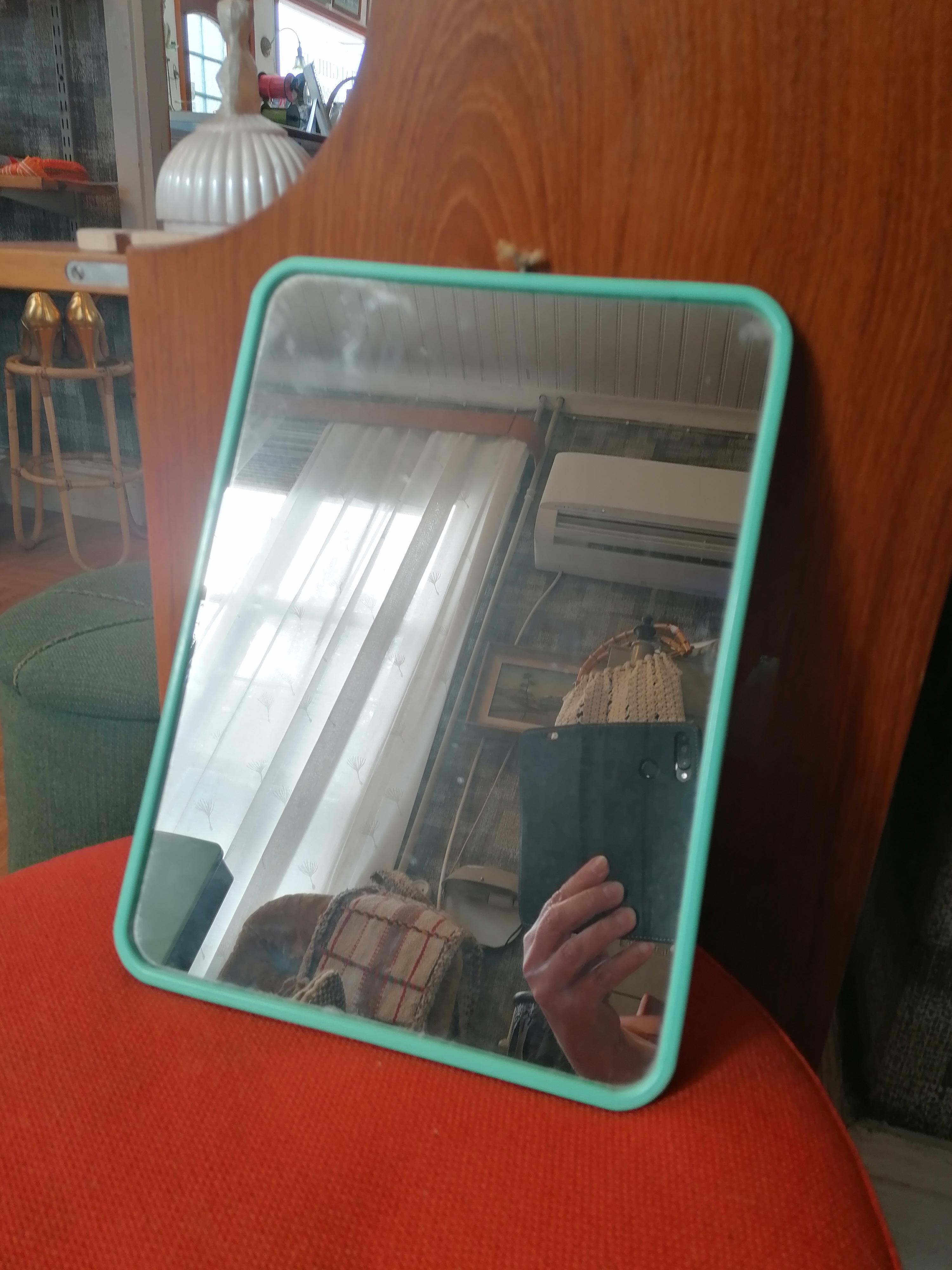 Spegel retro plastic Germany