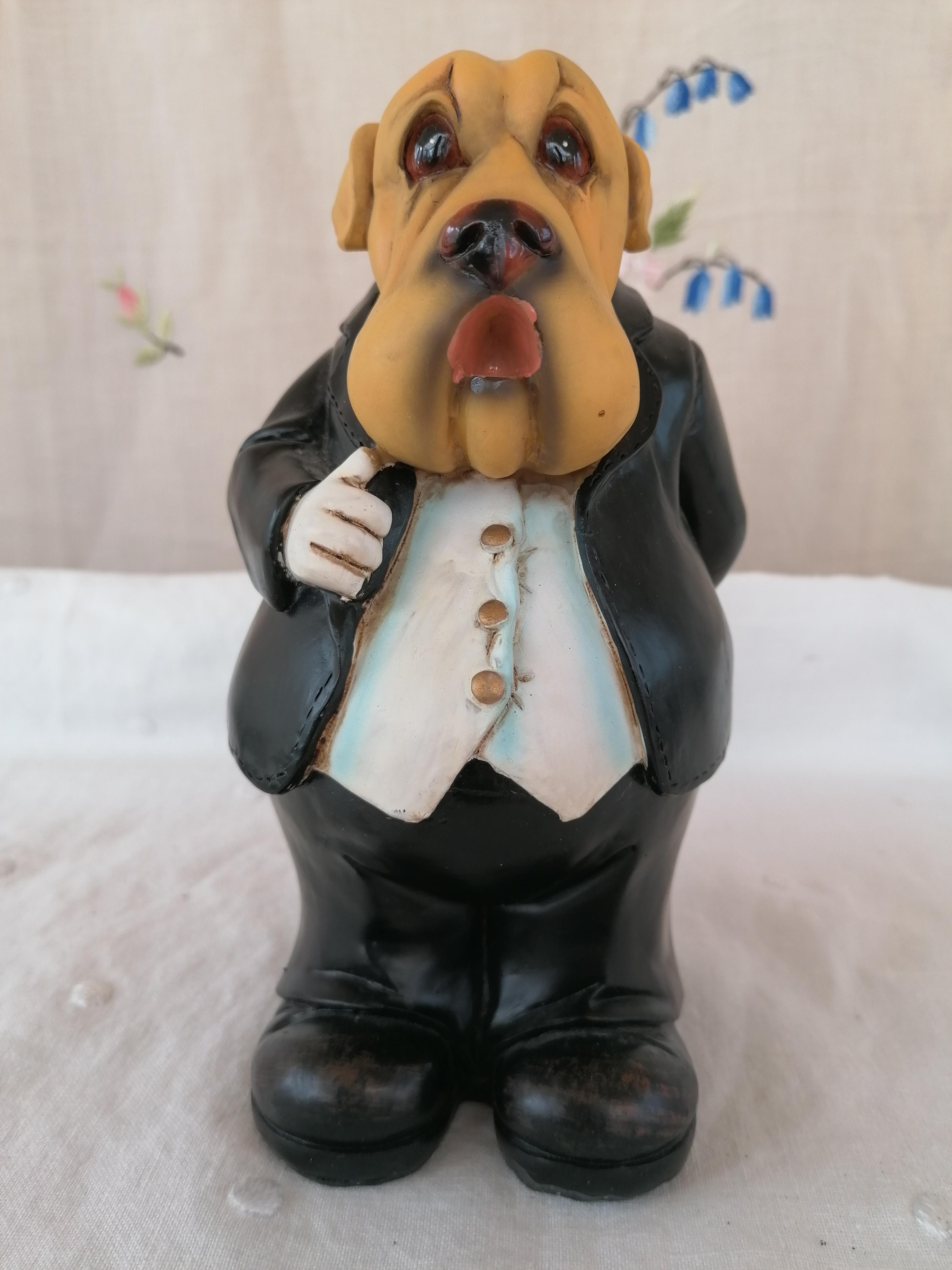 Sparbössa hund