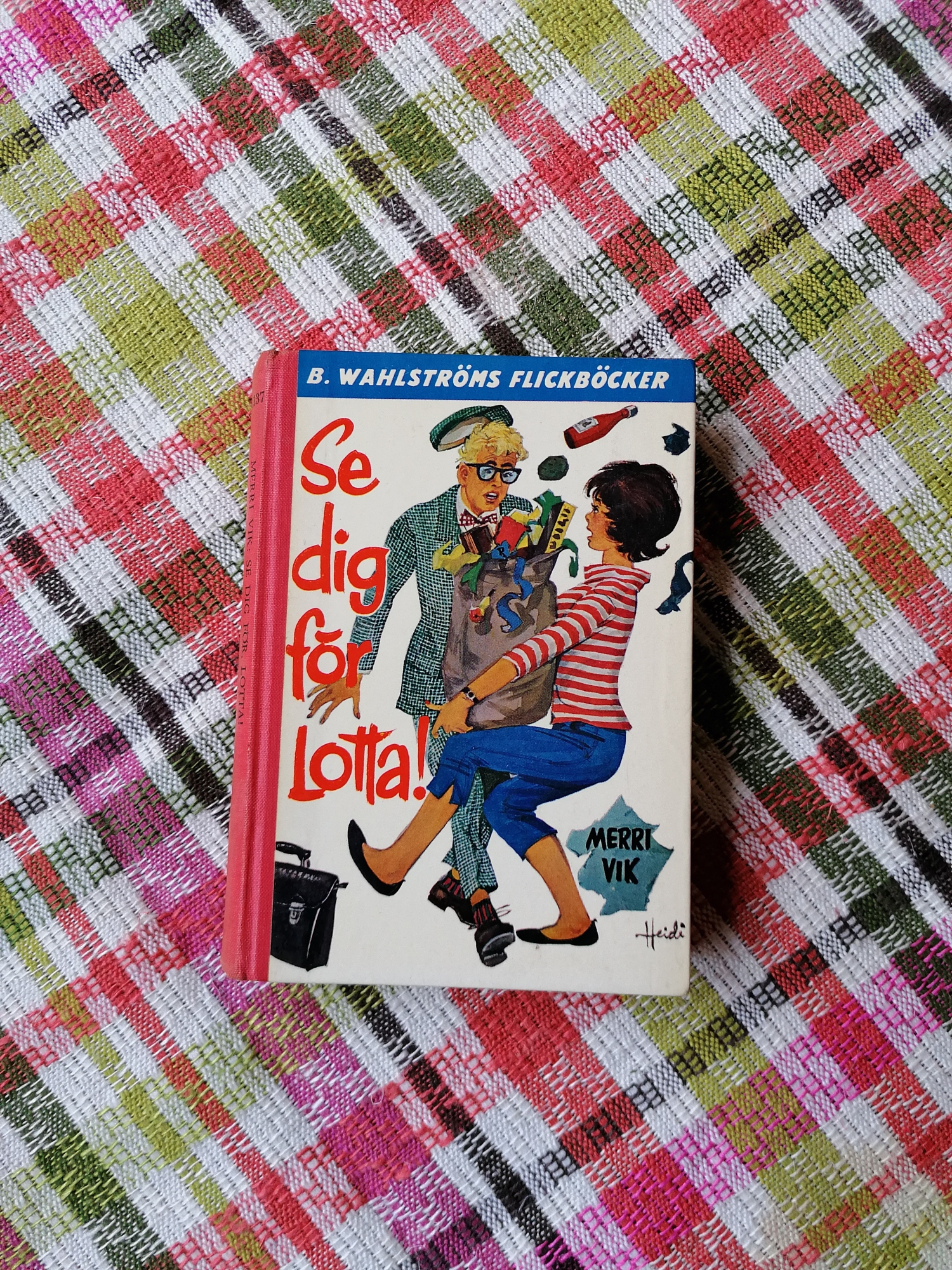 Se dig för Lotta! av Merri Vik  1963