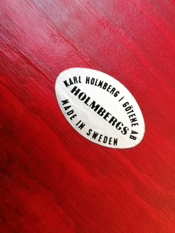 Kakafat i trä Karl Holmberg Götene 50-70 tal