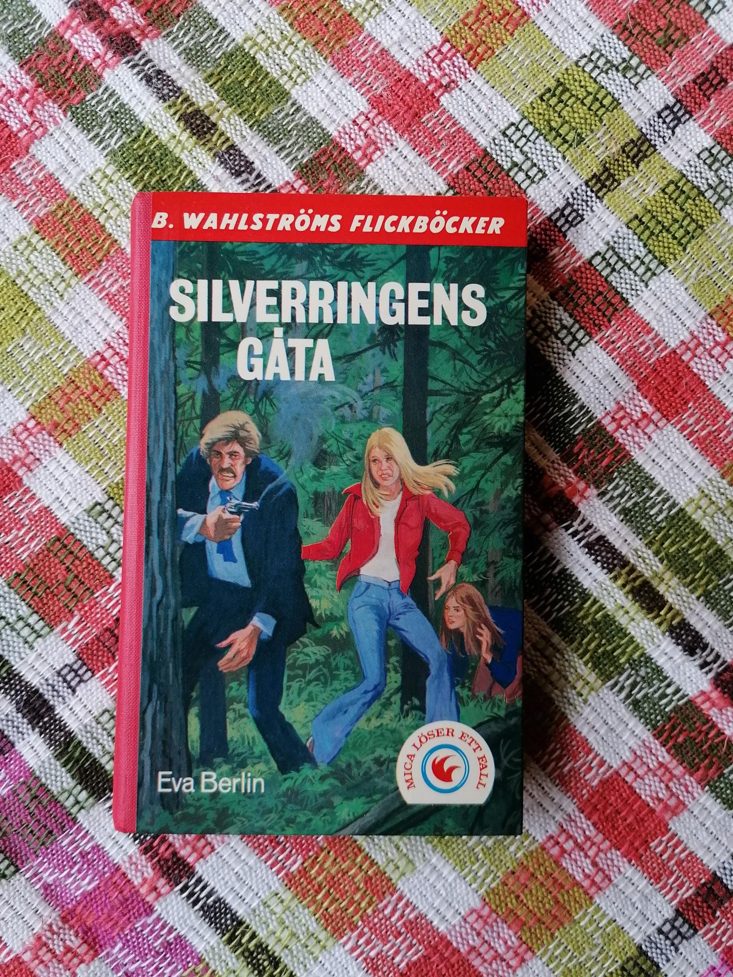 Silverringens gåta av Eva Berlin