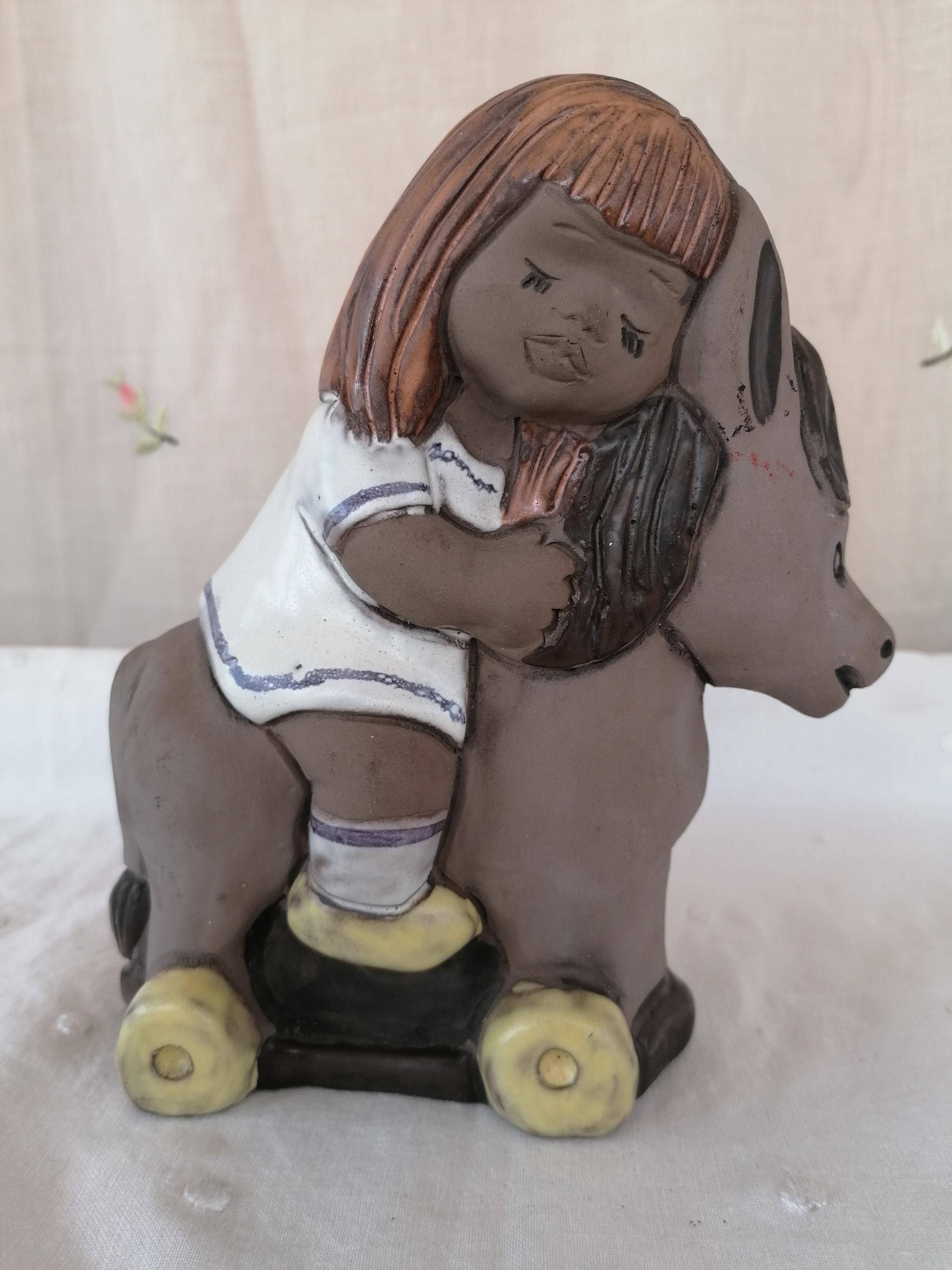 Figurin keramik Elbogen Keramik