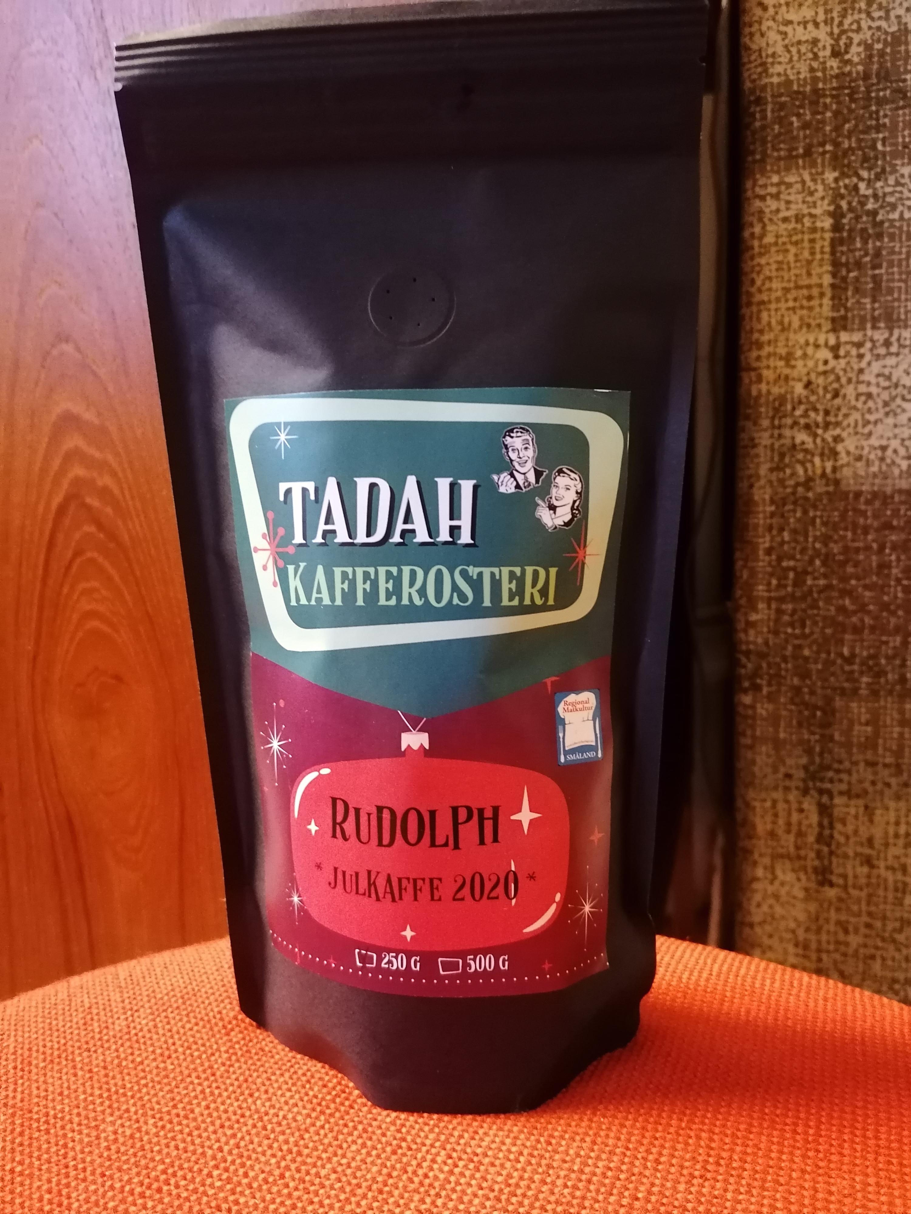 Tadahs Kaffe Rudolph hela bönor
