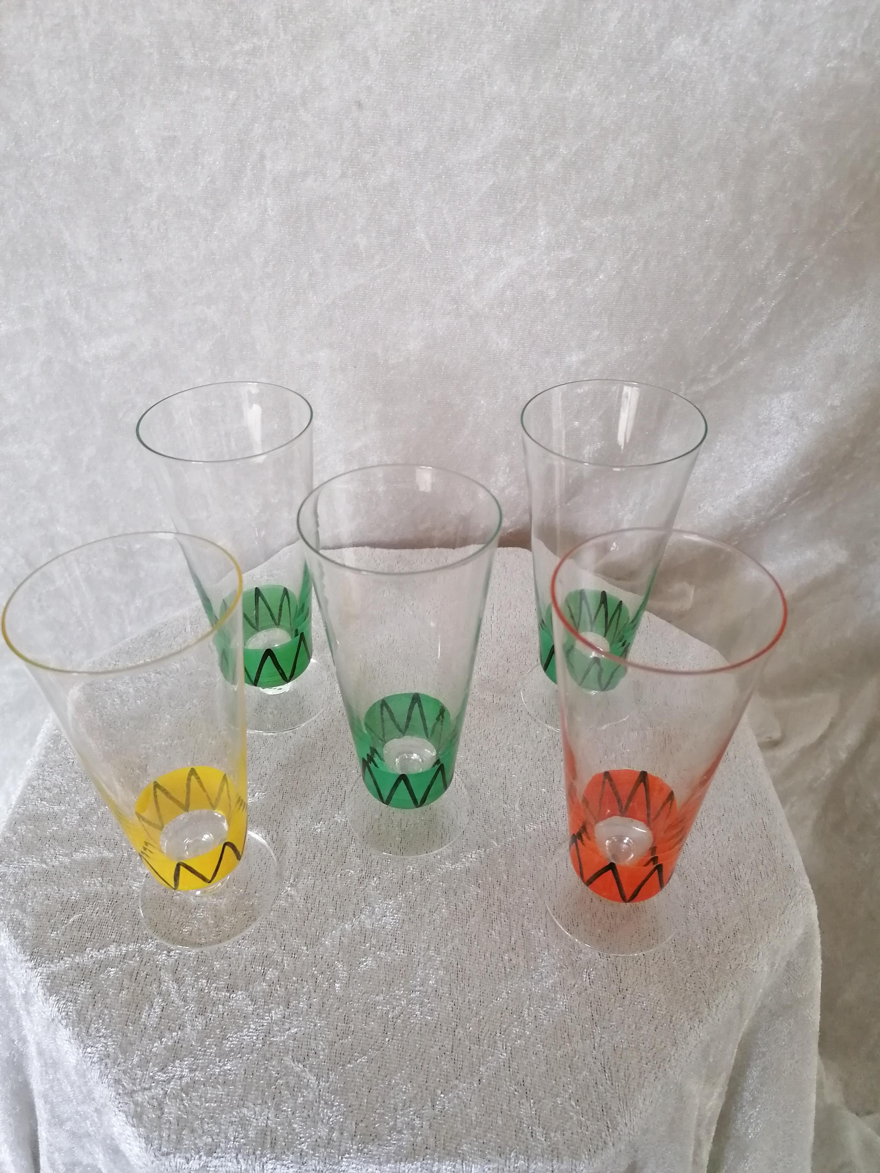 5 Glas  Ekenäs Glashytta