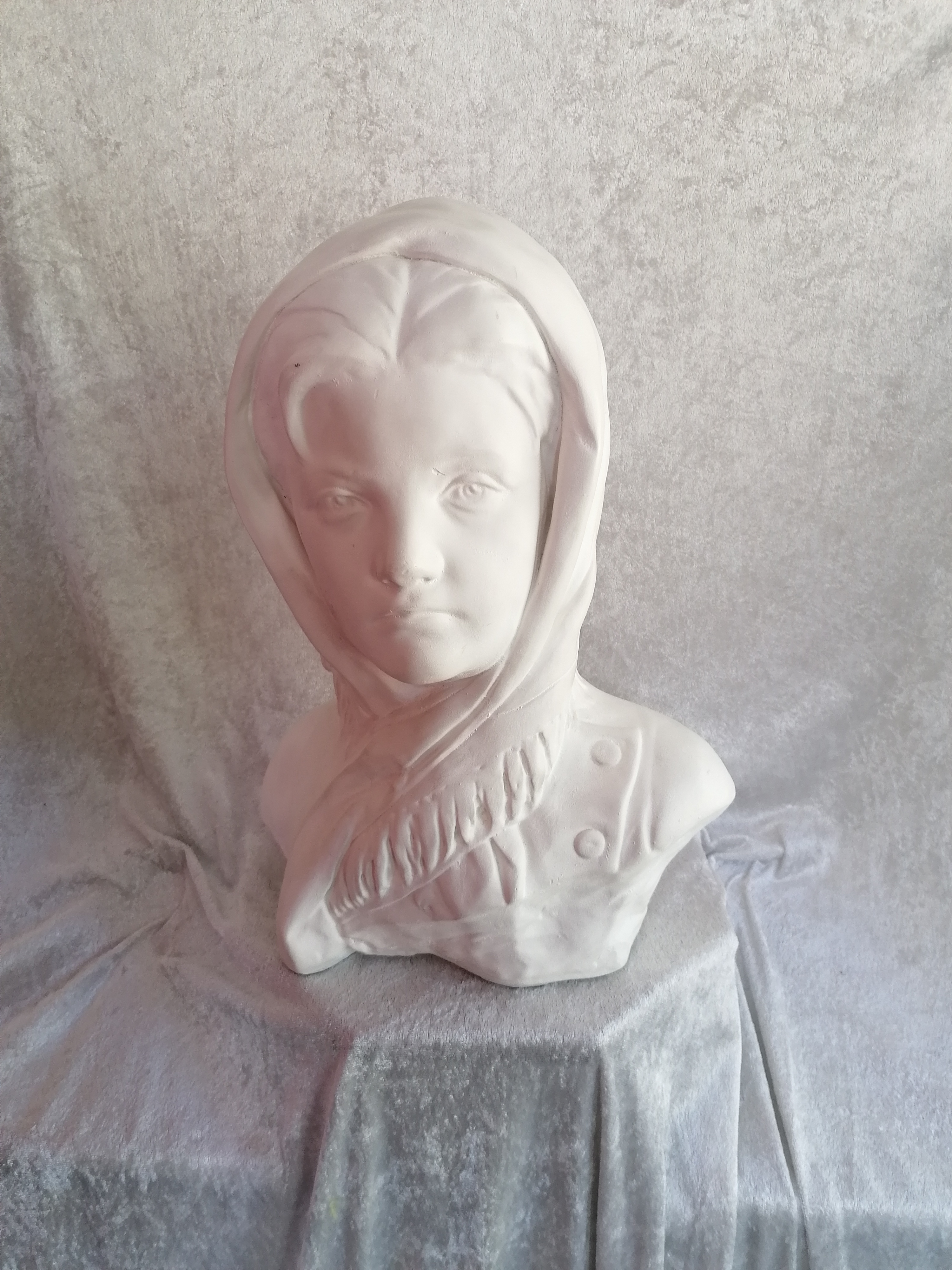 Figurin kvinnobyst