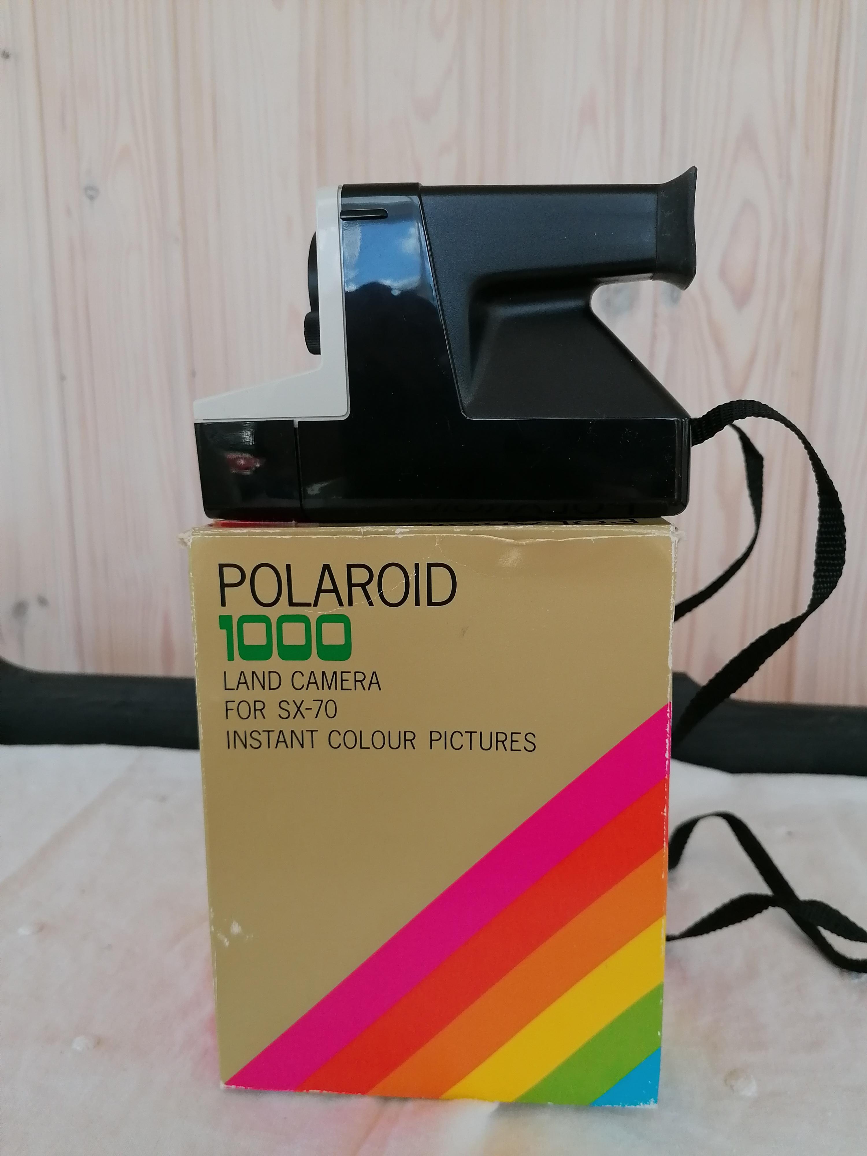 Kamera Polaroid 1000
