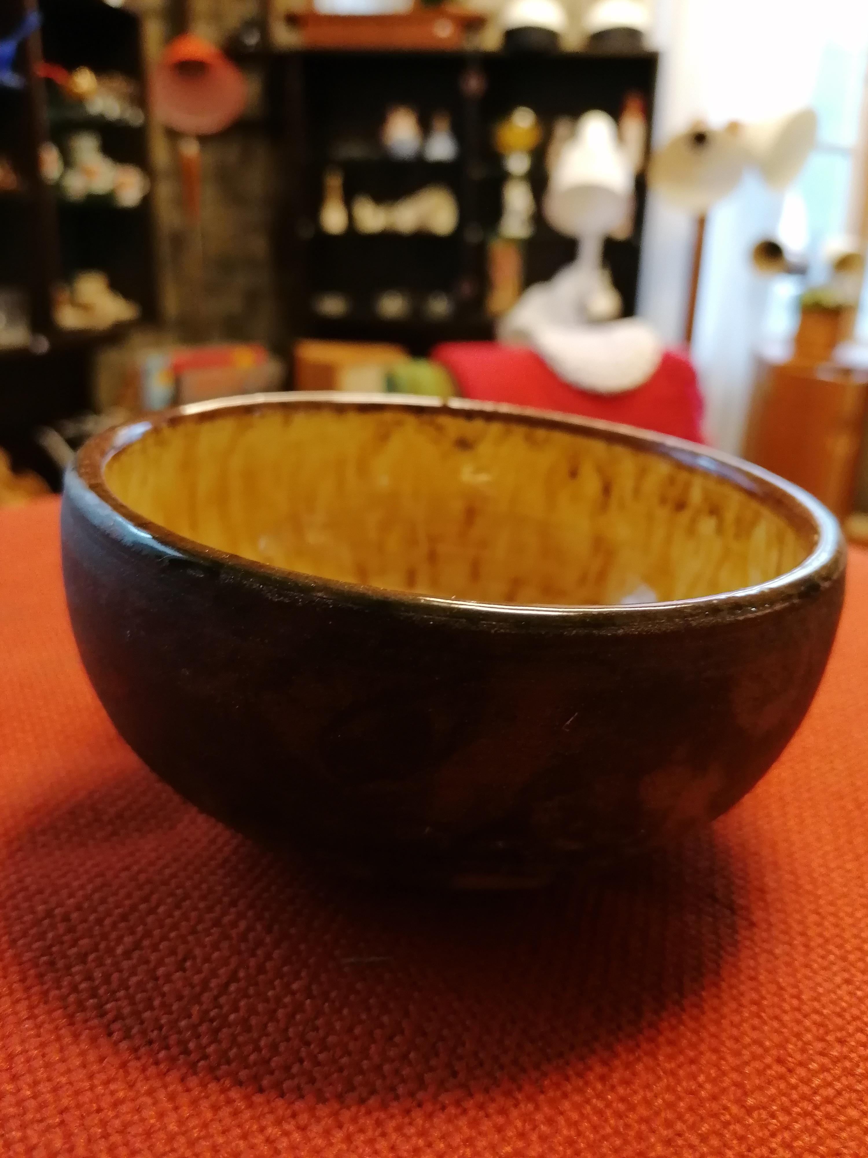 Tomas Szilasi Wisby keramikskål 70-tal