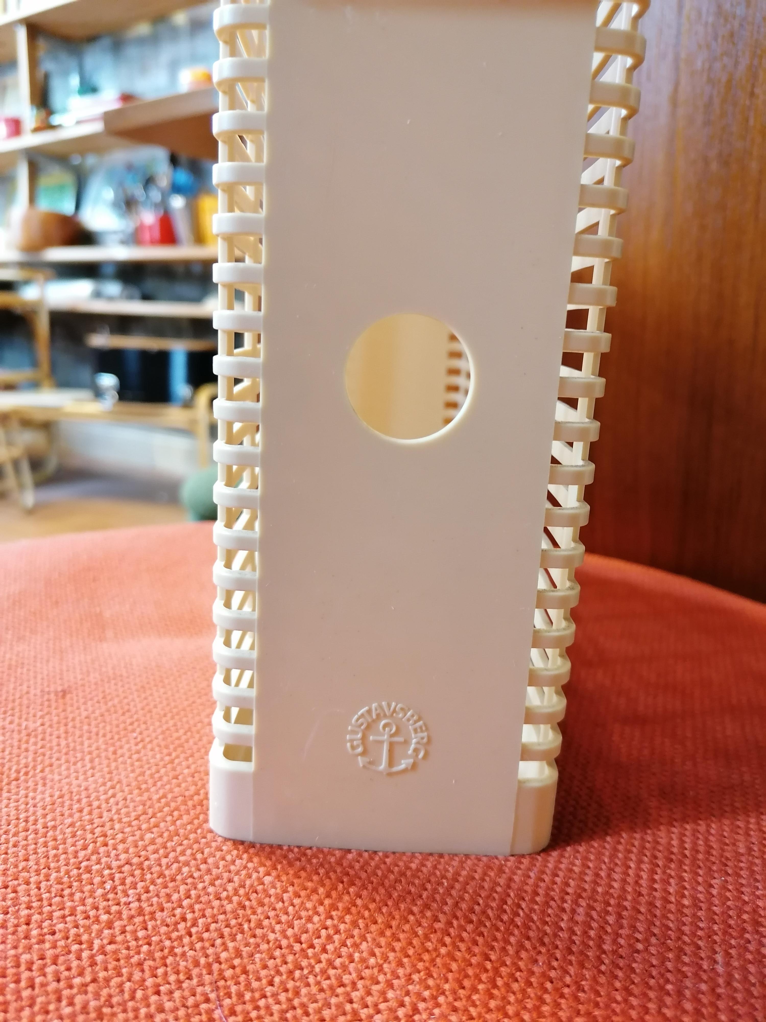 Tidskriftssamlare från Gustavsberg retro beige