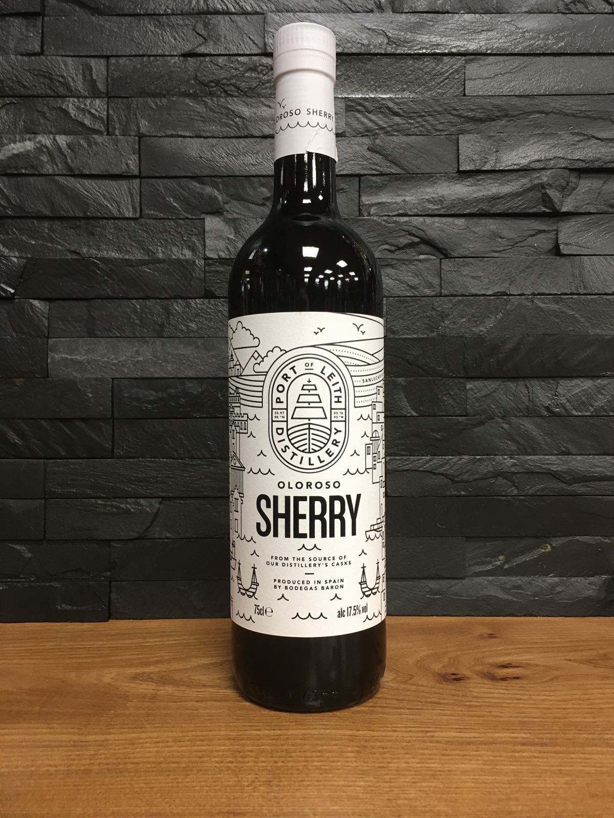 Port of Leith Olorosso Sherry 75cl