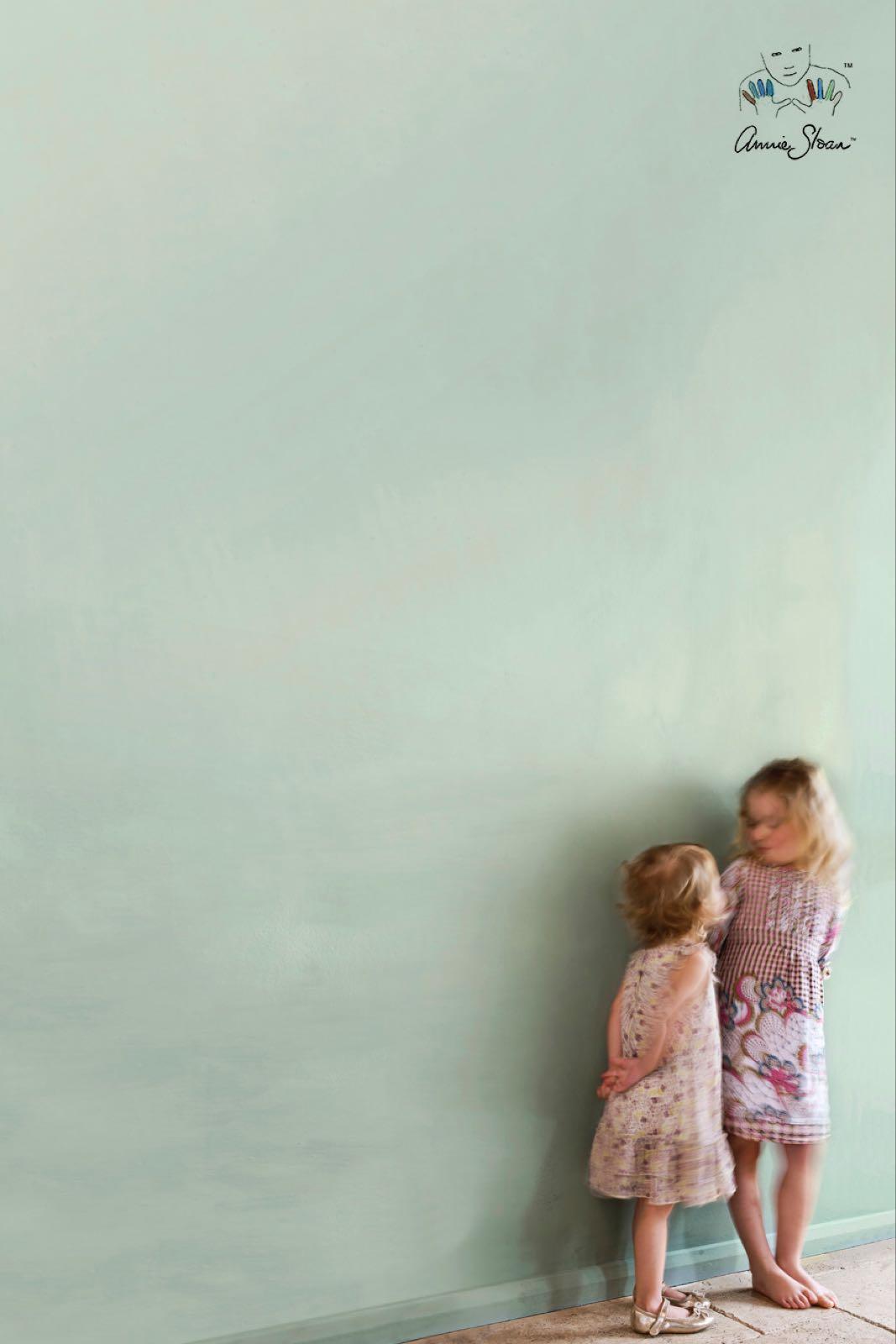 Wall Paint Duck Egg Blue